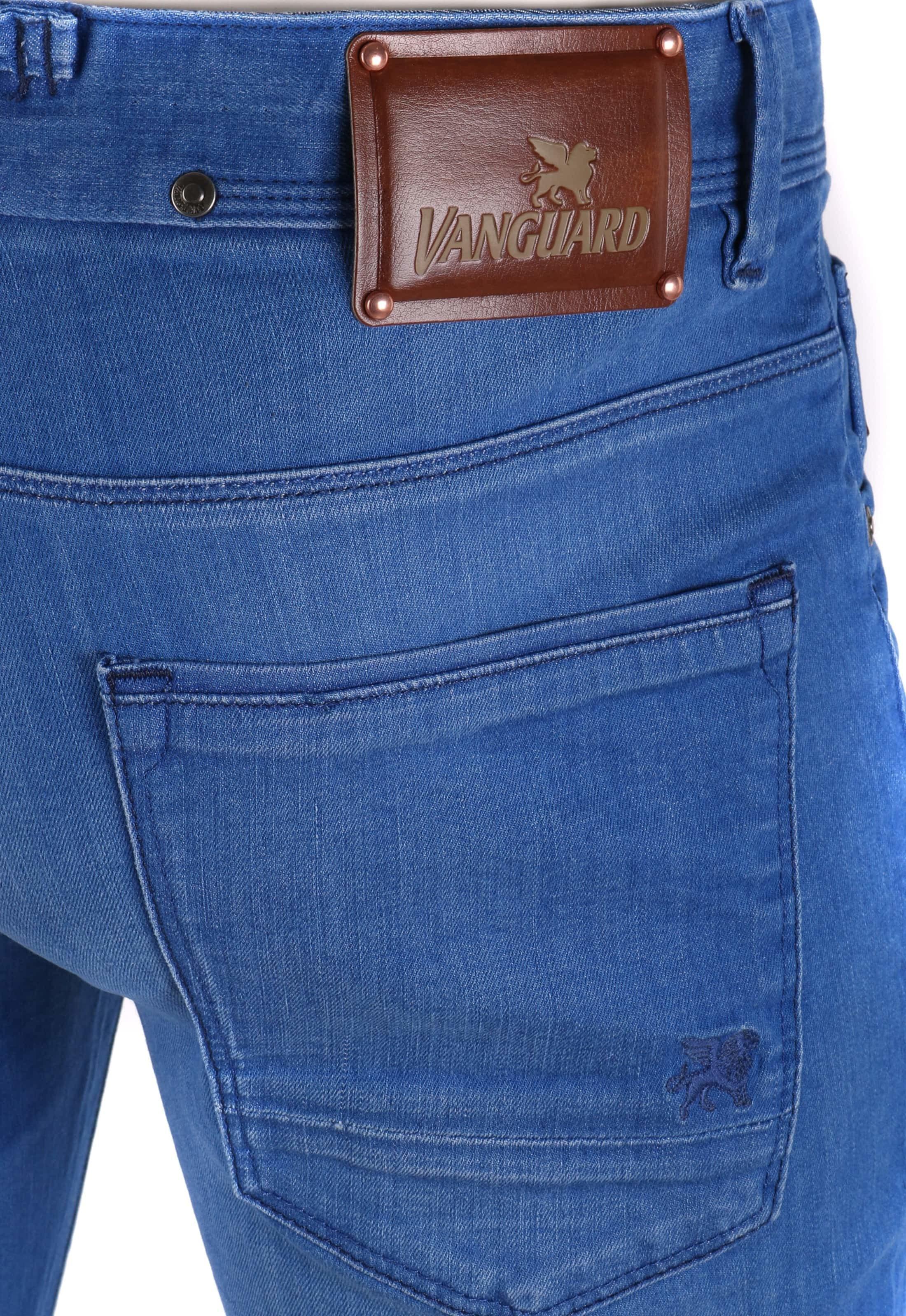 Vanguard V7 Rider Jeans Blau Foto 2