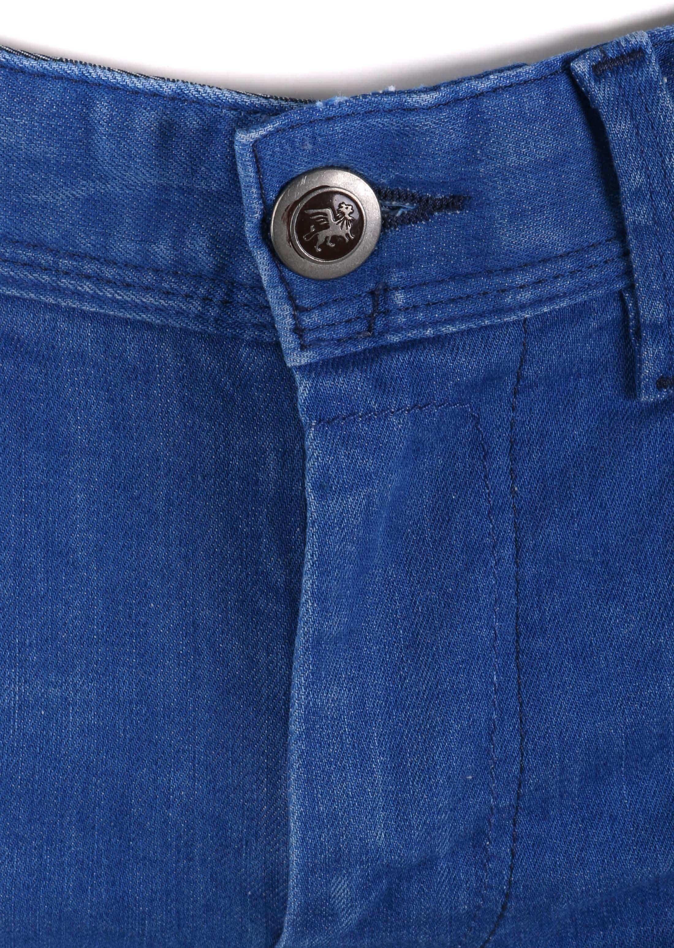 Vanguard V7 Rider Jeans Blau Foto 3
