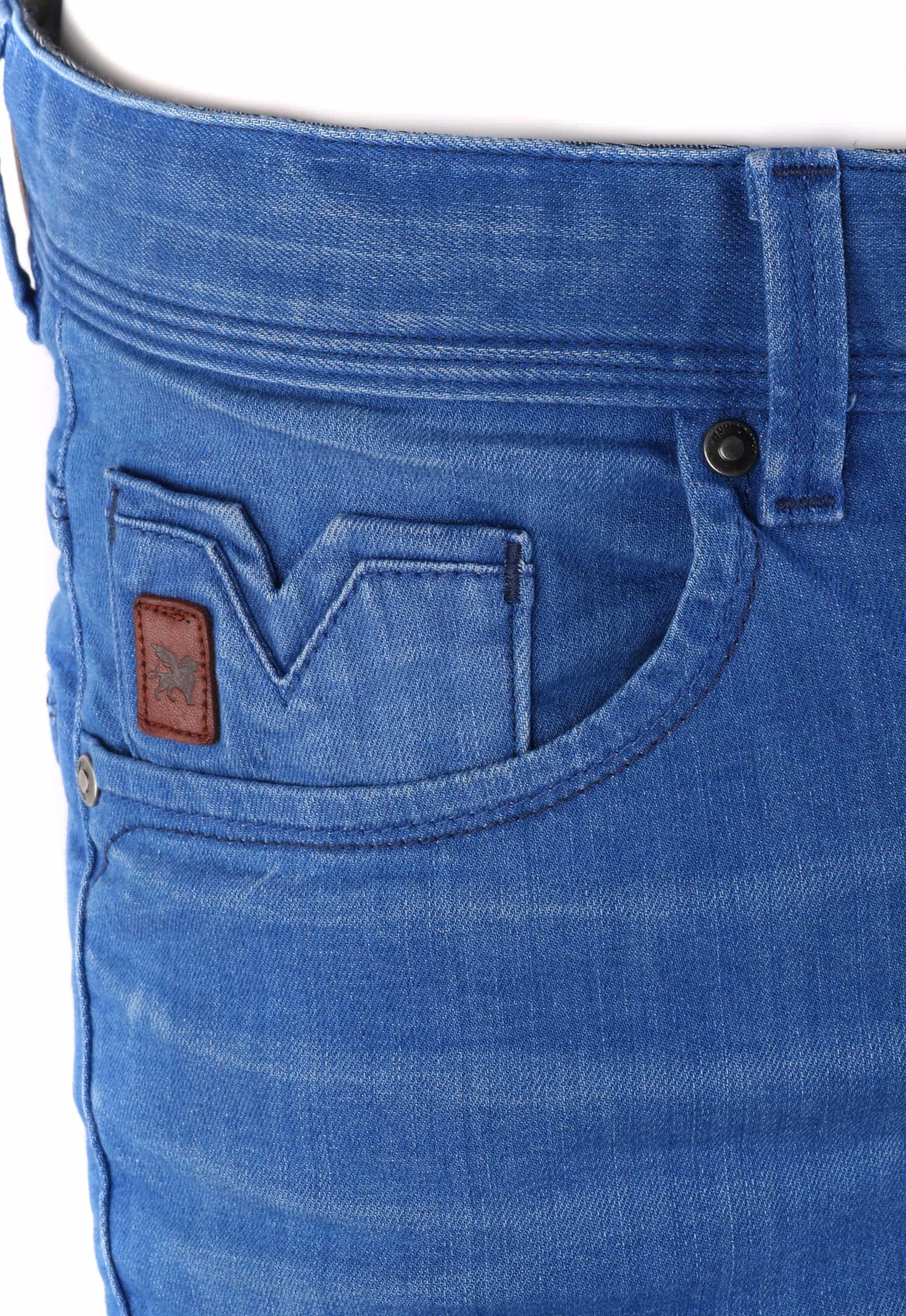 Vanguard V7 Rider Jeans Blau Foto 4