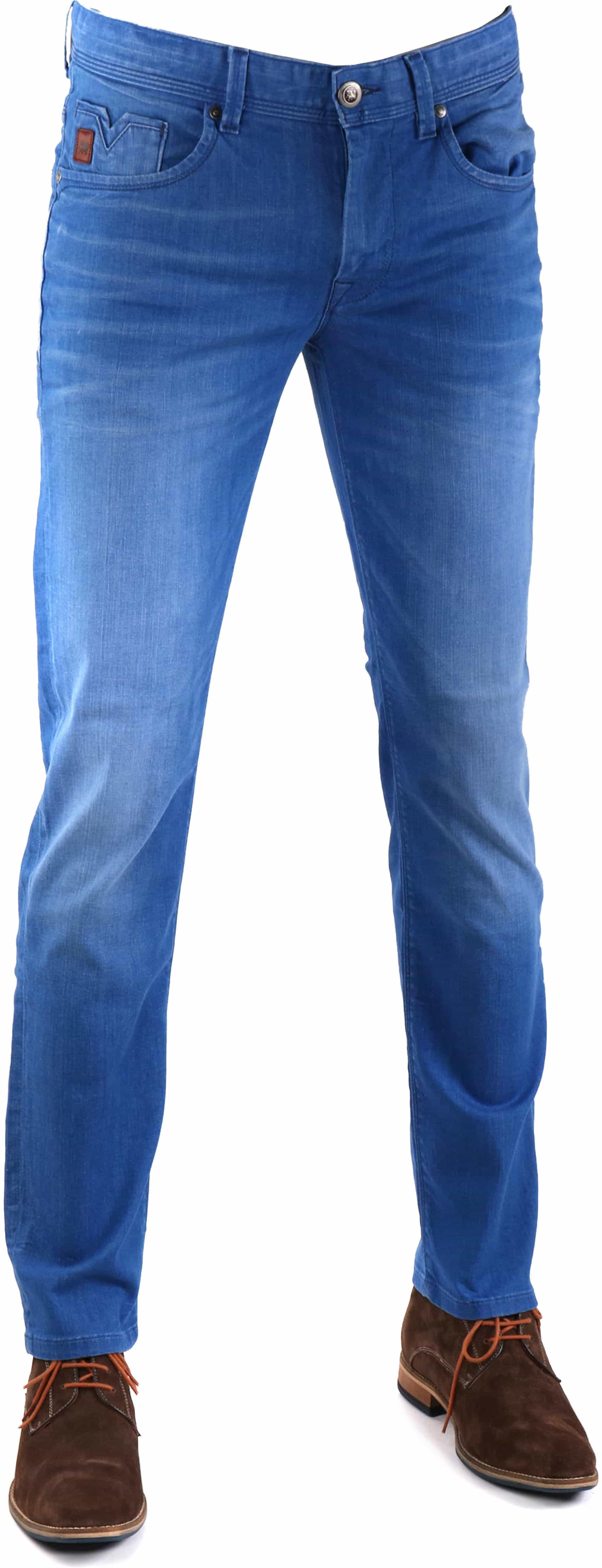 Vanguard V7 Rider Jeans Blau Foto 0