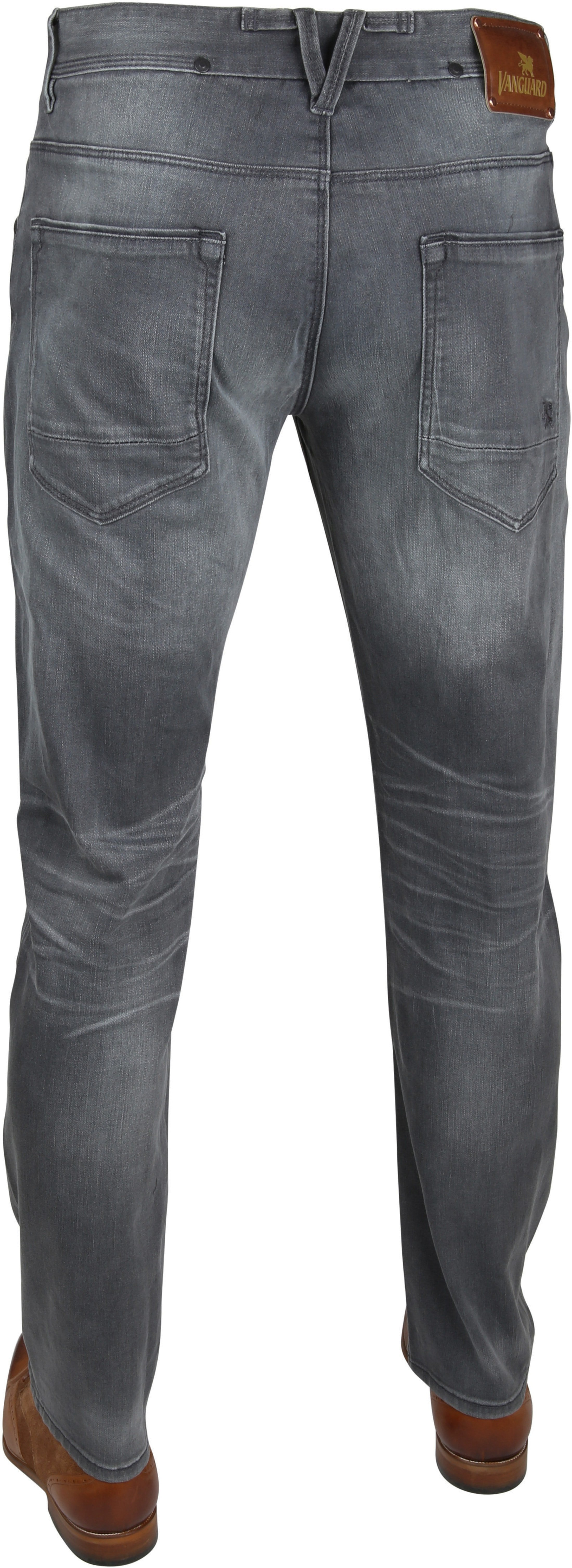Vanguard V7 Rider Jeans Dunkelgrau foto 3