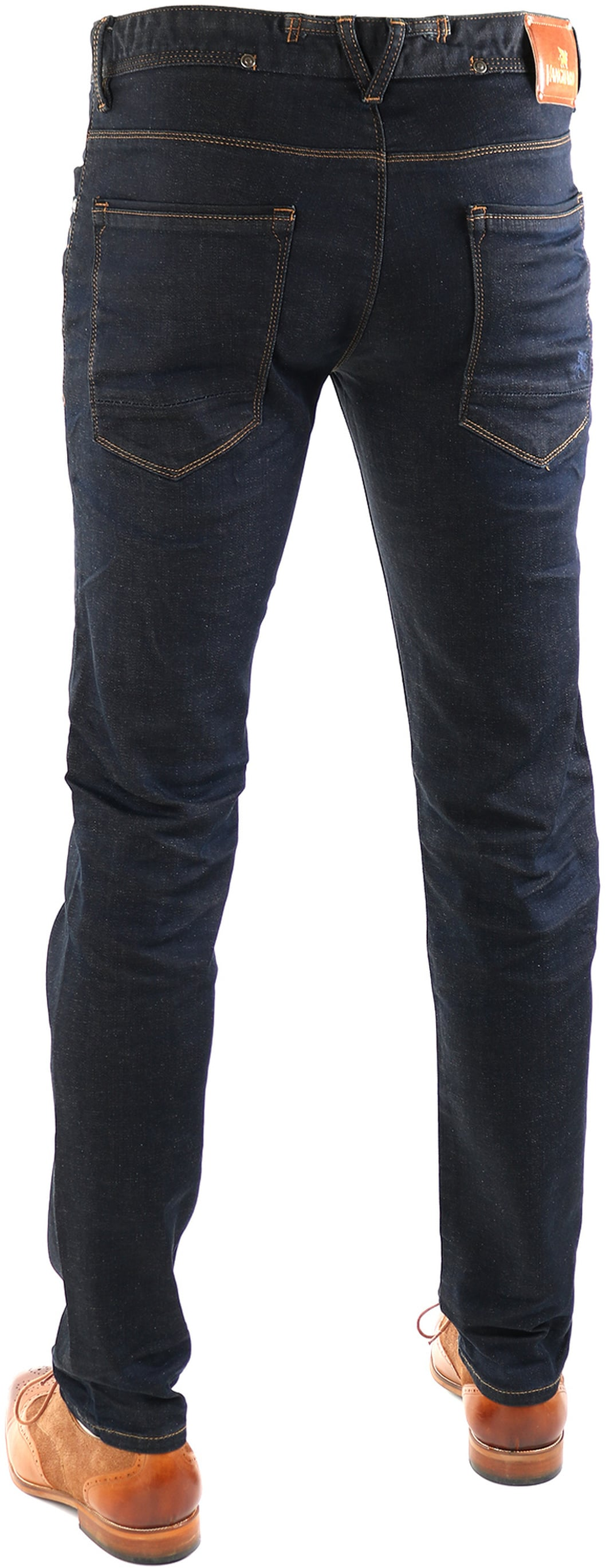Vanguard V7 Rider Jeans Slim Fit CCR foto 4