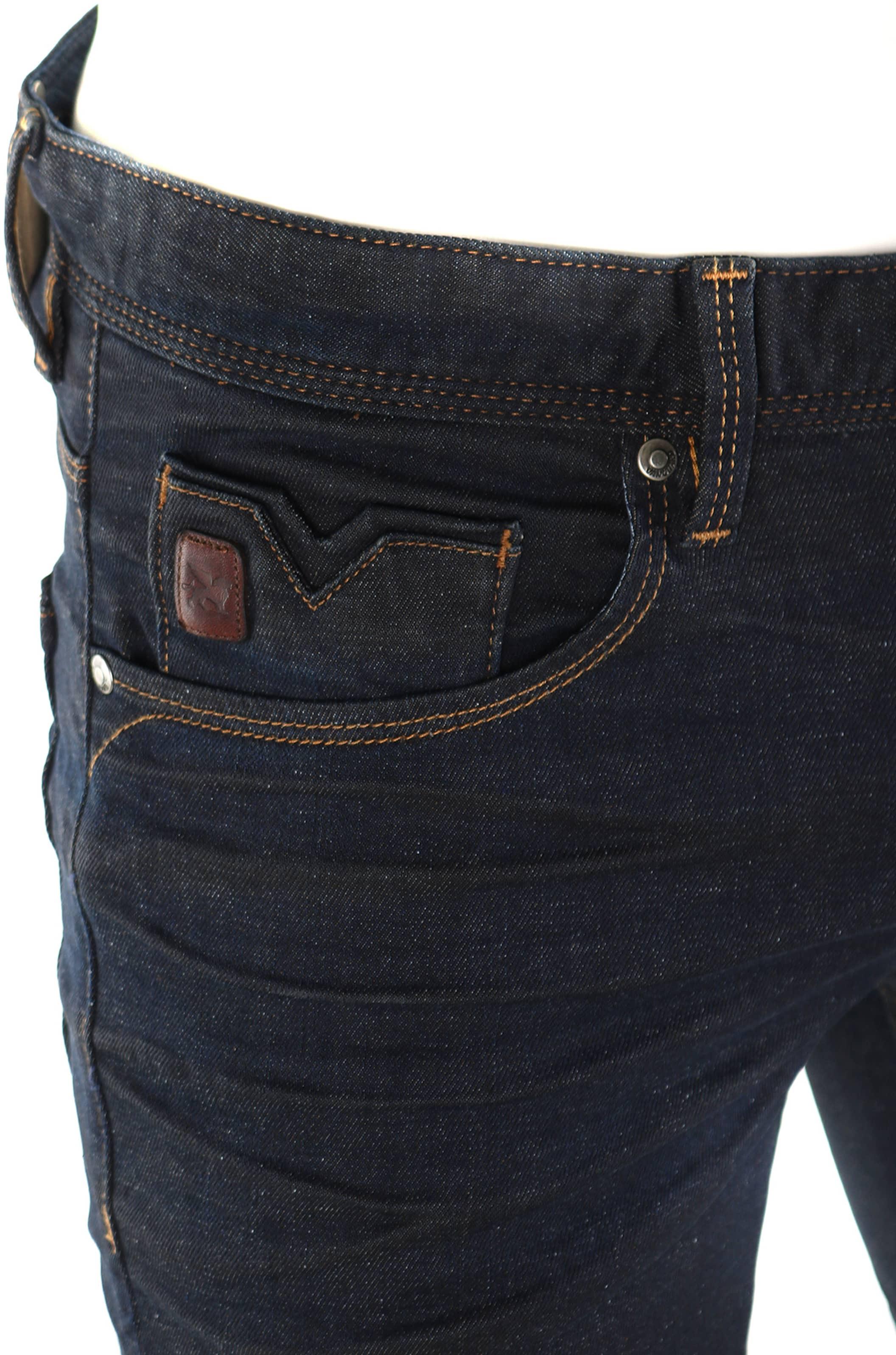Vanguard V7 Rider Jeans Slim Fit CCR foto 1