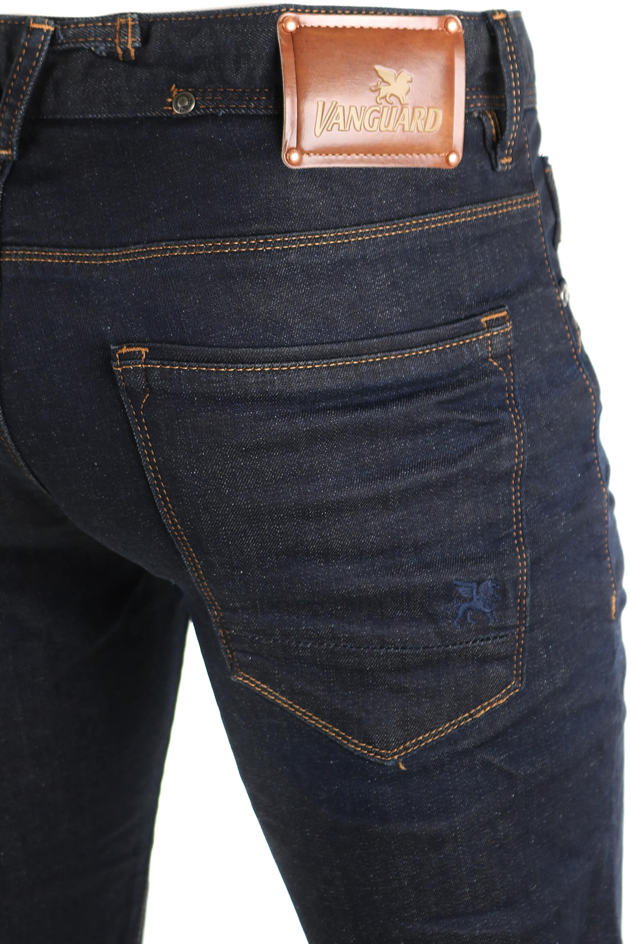 Vanguard V7 Rider Jeans Slim Fit CCR foto 3