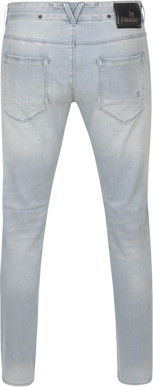 Vanguard V7 Rider Jeans Slim Light Grey