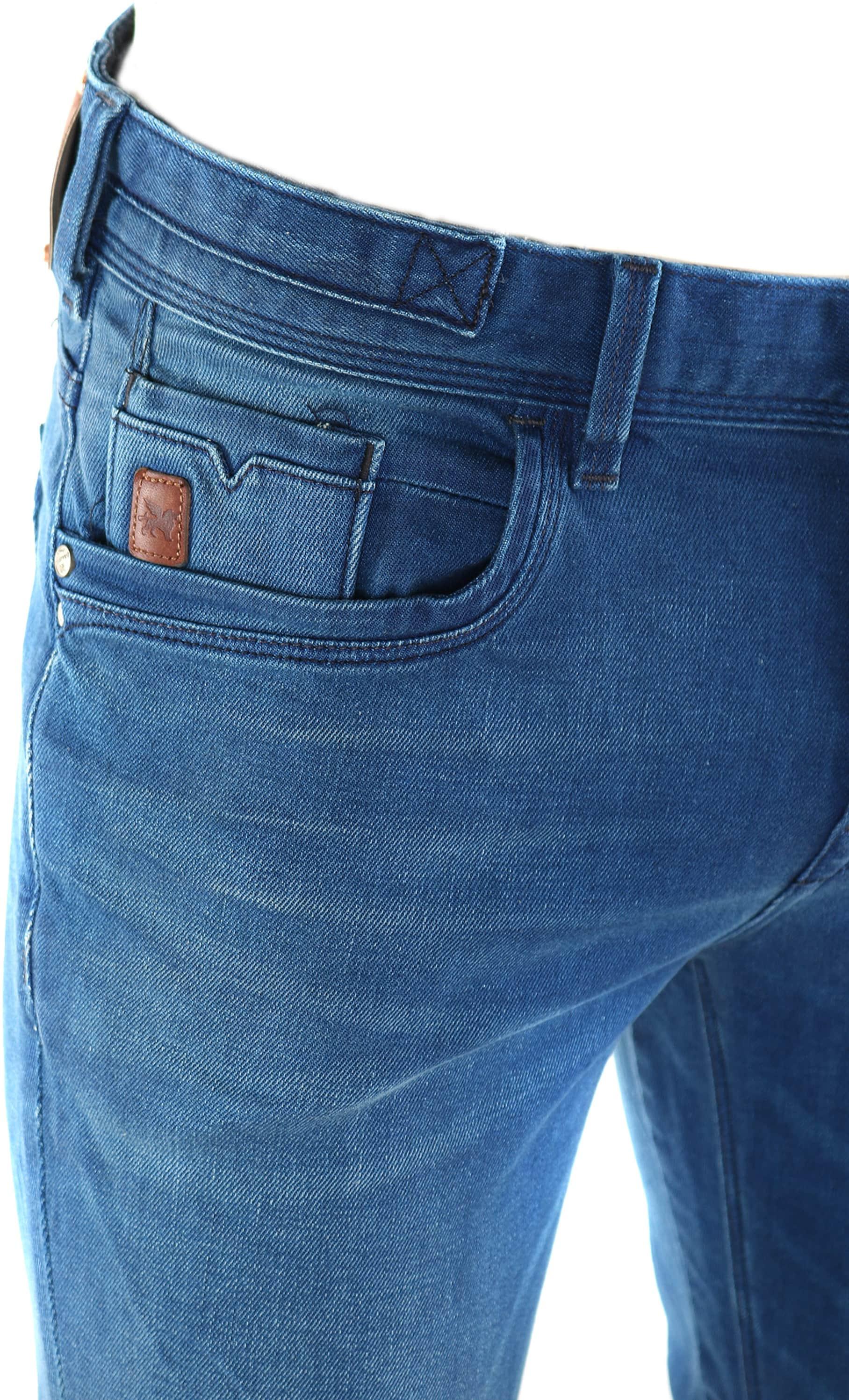 Vanguard V8 Jeans Blau foto 1