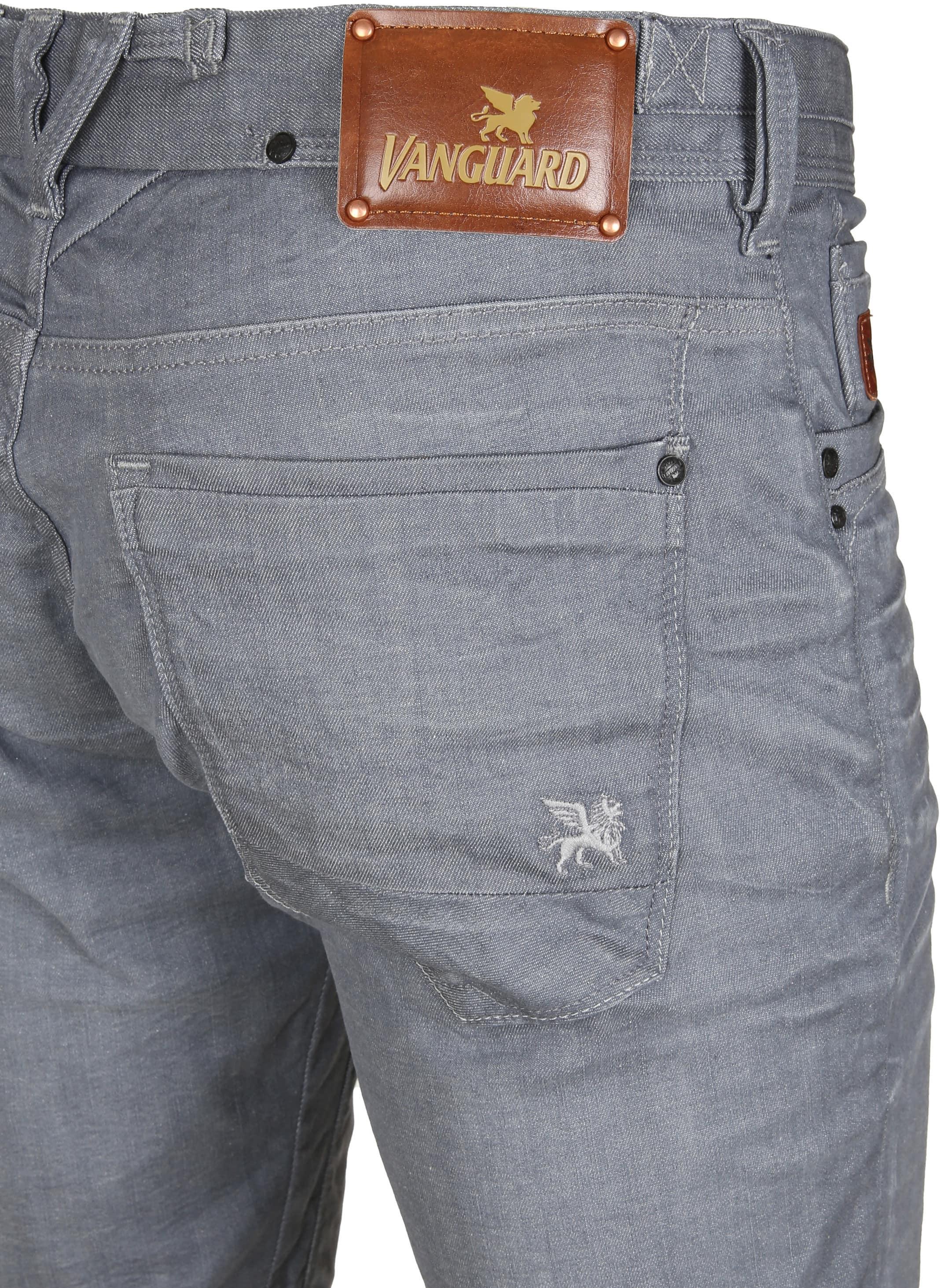 Vanguard V8 Jeans Bleached Dunkelgrau foto 1