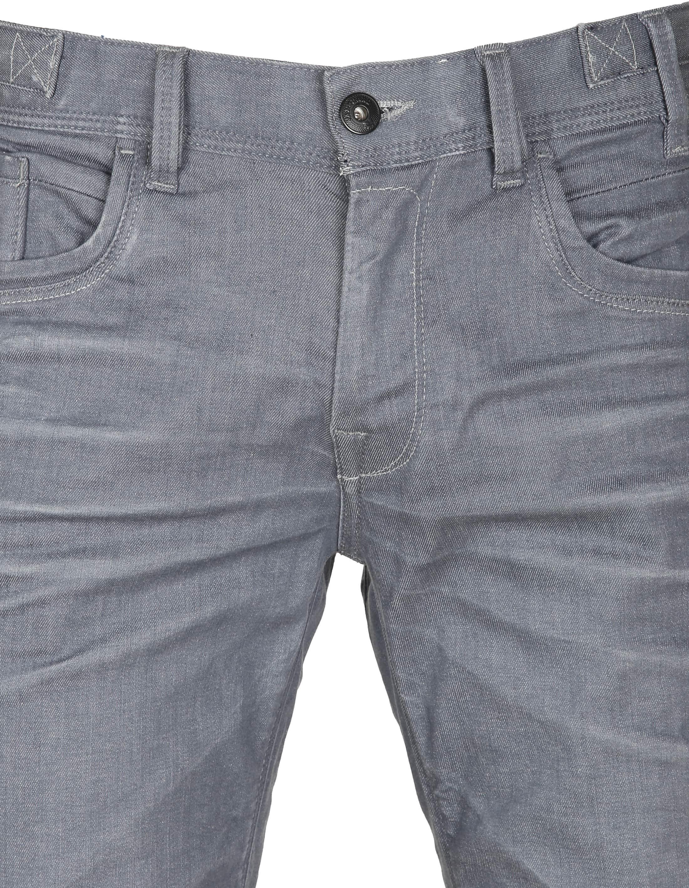 Vanguard V8 Jeans Bleached Dunkelgrau foto 2