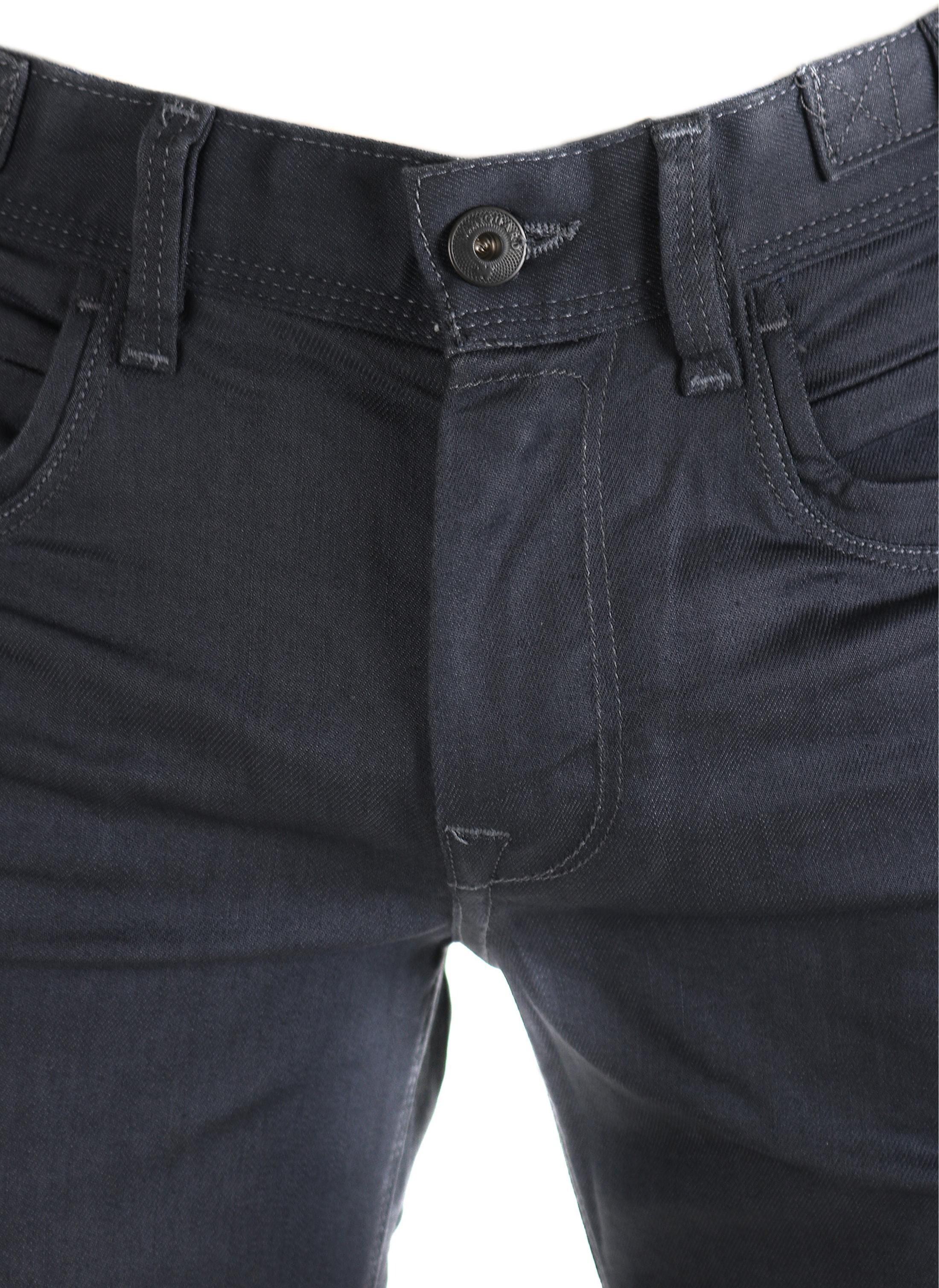 Vanguard V8 Jeans Dunkelgrau foto 2