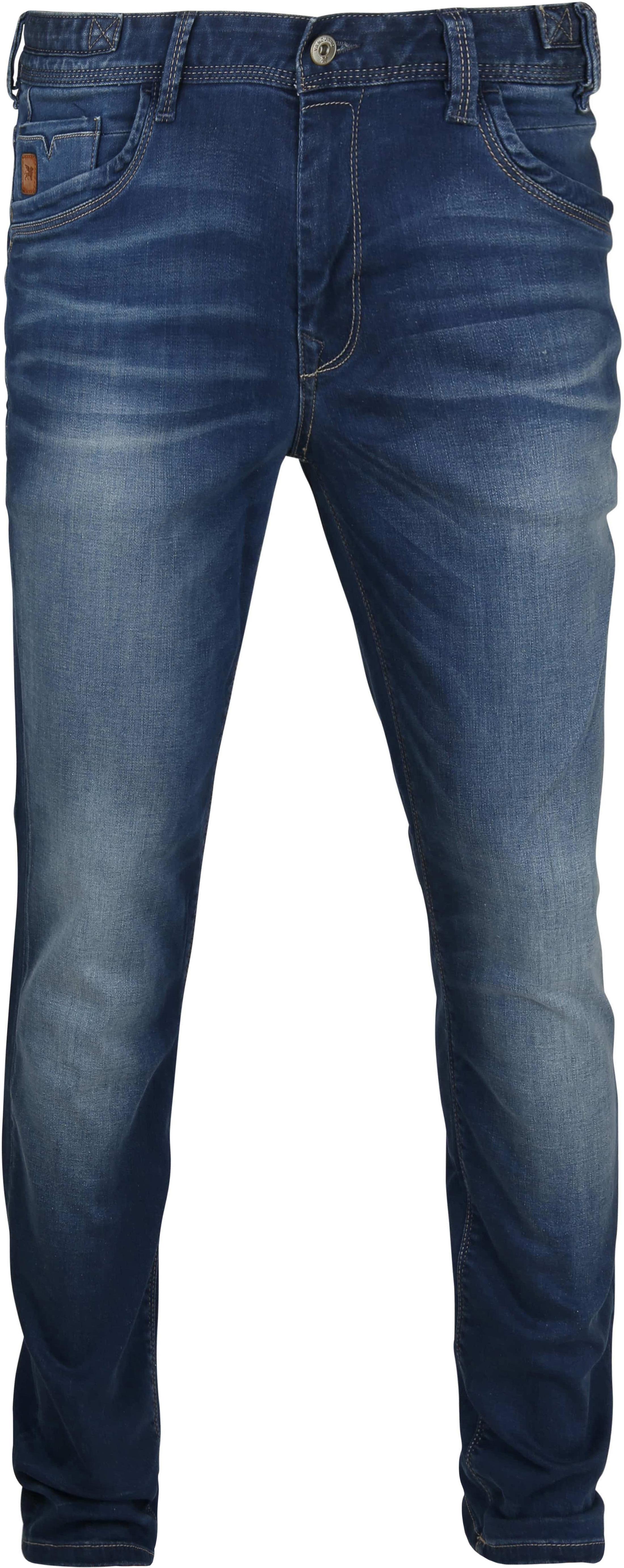 Vanguard V8 Racer Blau Jeans
