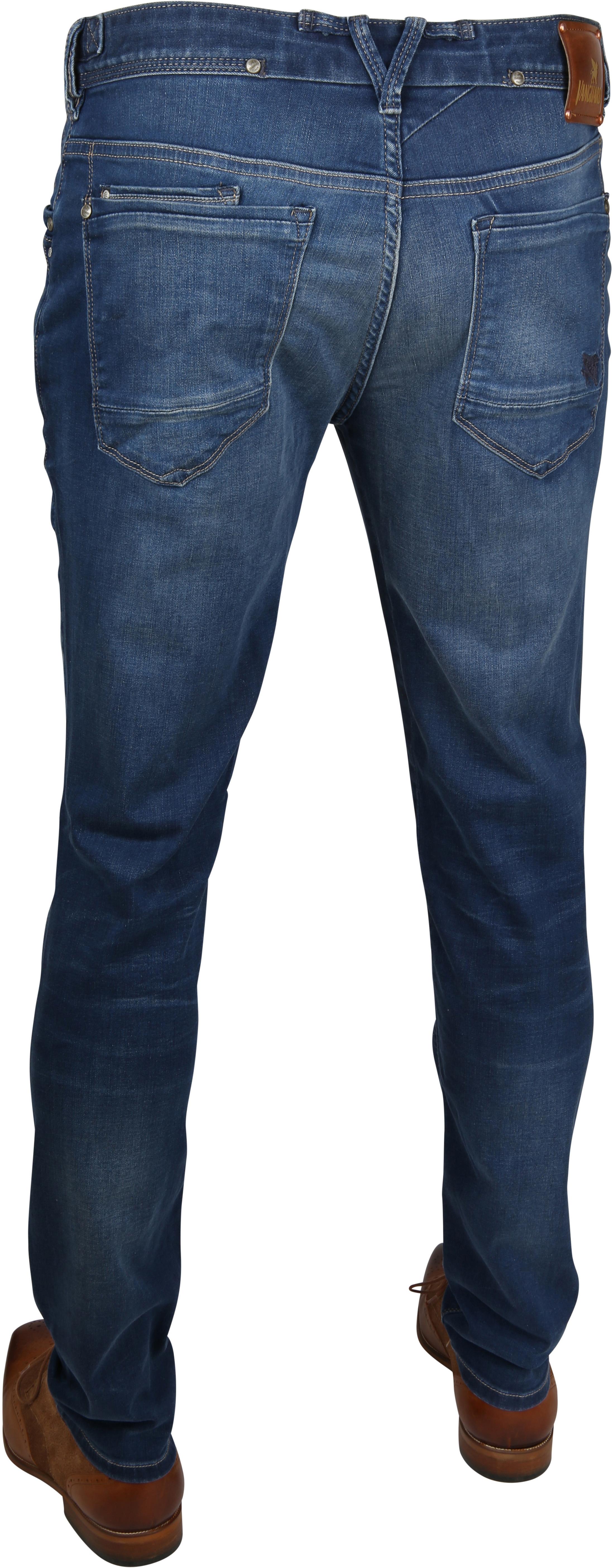 Vanguard V8 Racer Blauw Jeans foto 3