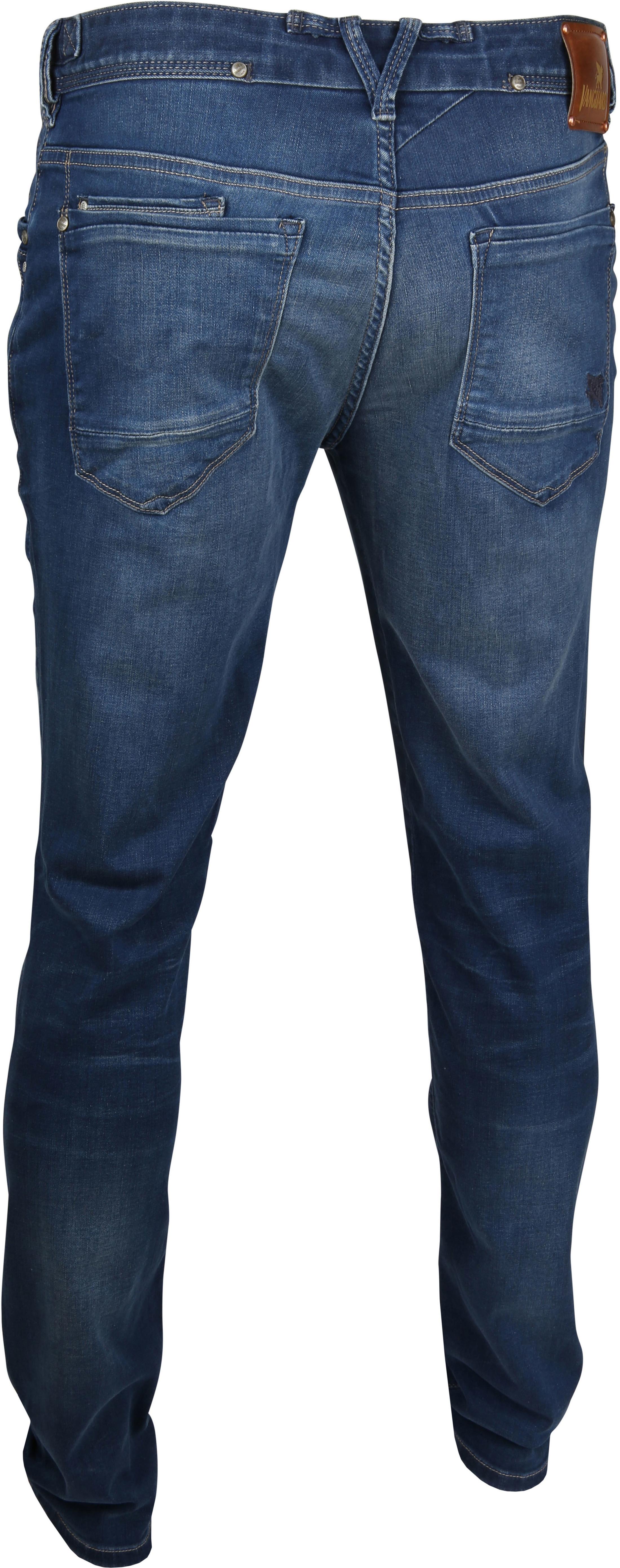 Vanguard V8 Racer Blauw Jeans