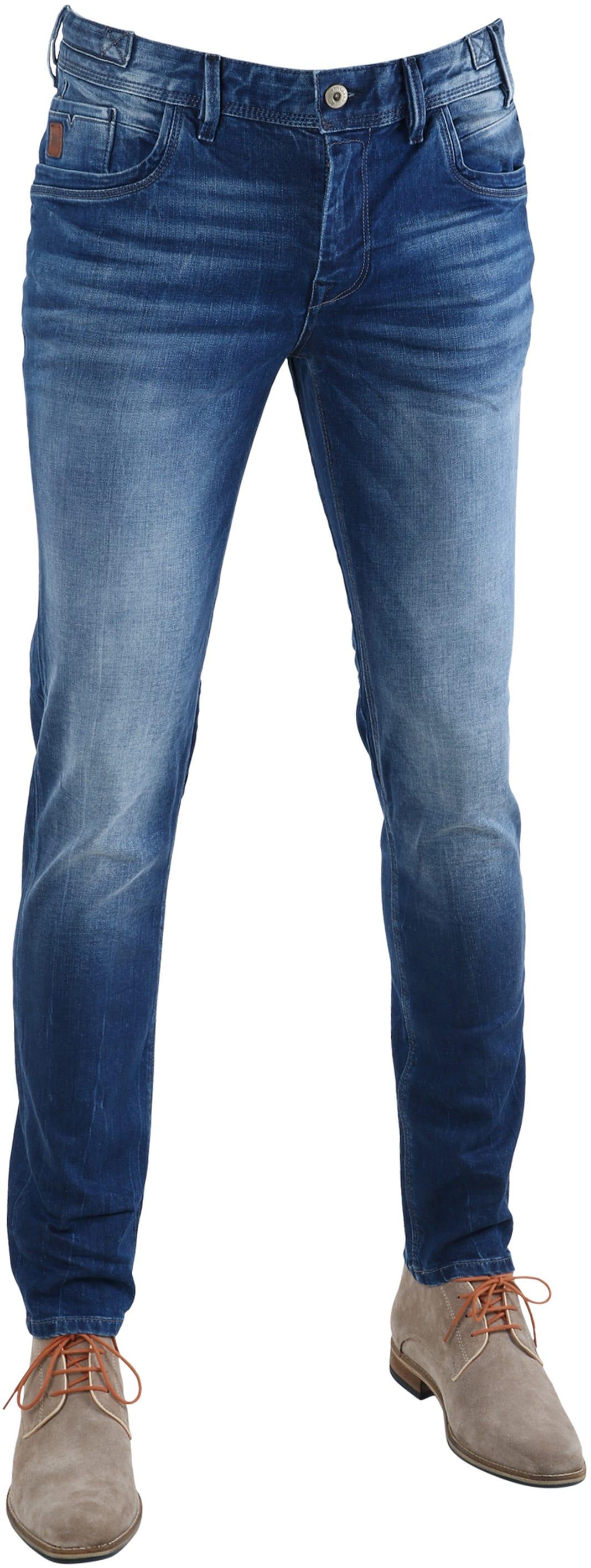 Vanguard V8 Racer Jeans Blau foto 0