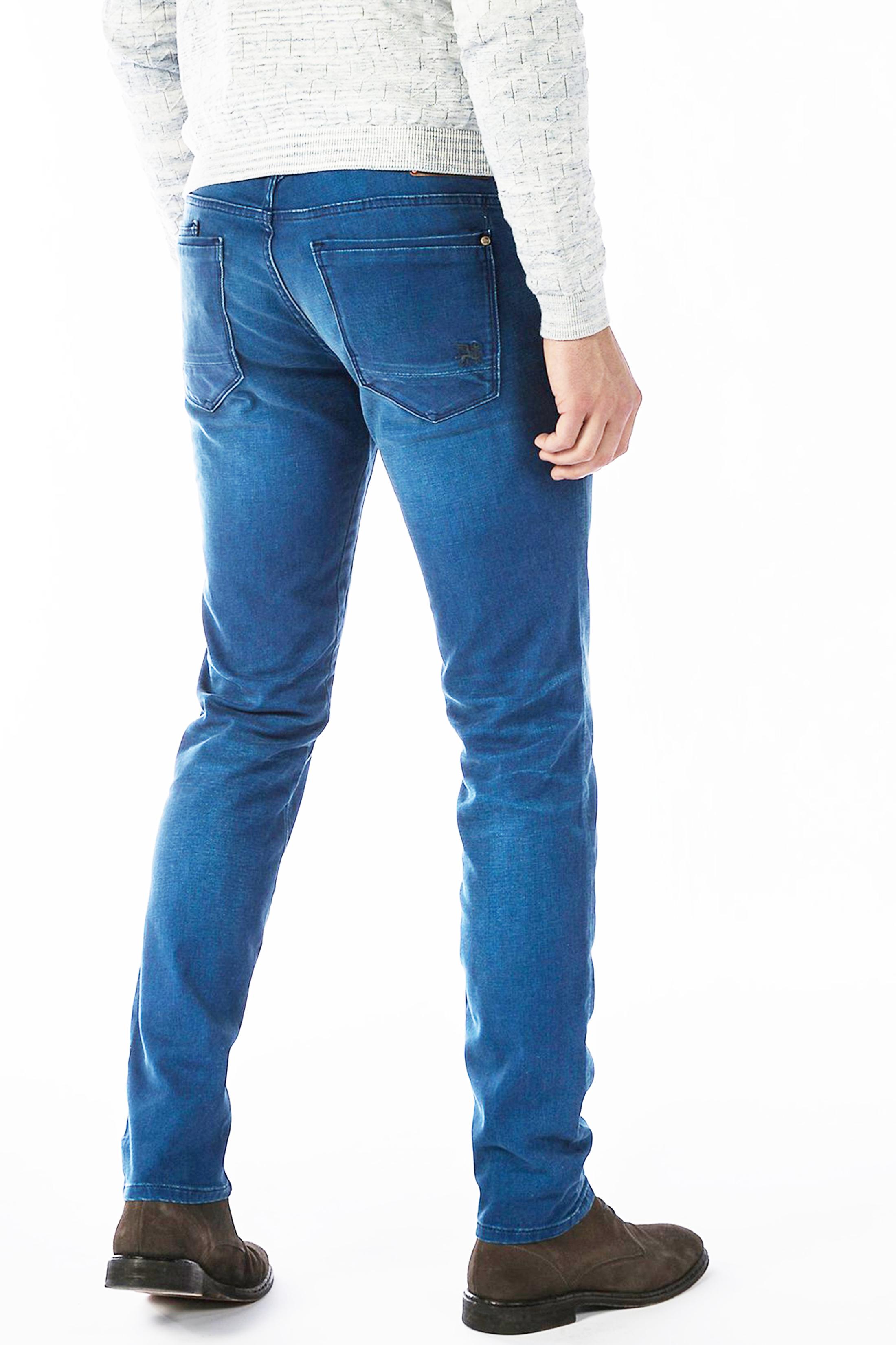 Vanguard V8 Racer Jeans Bright Blue foto 6
