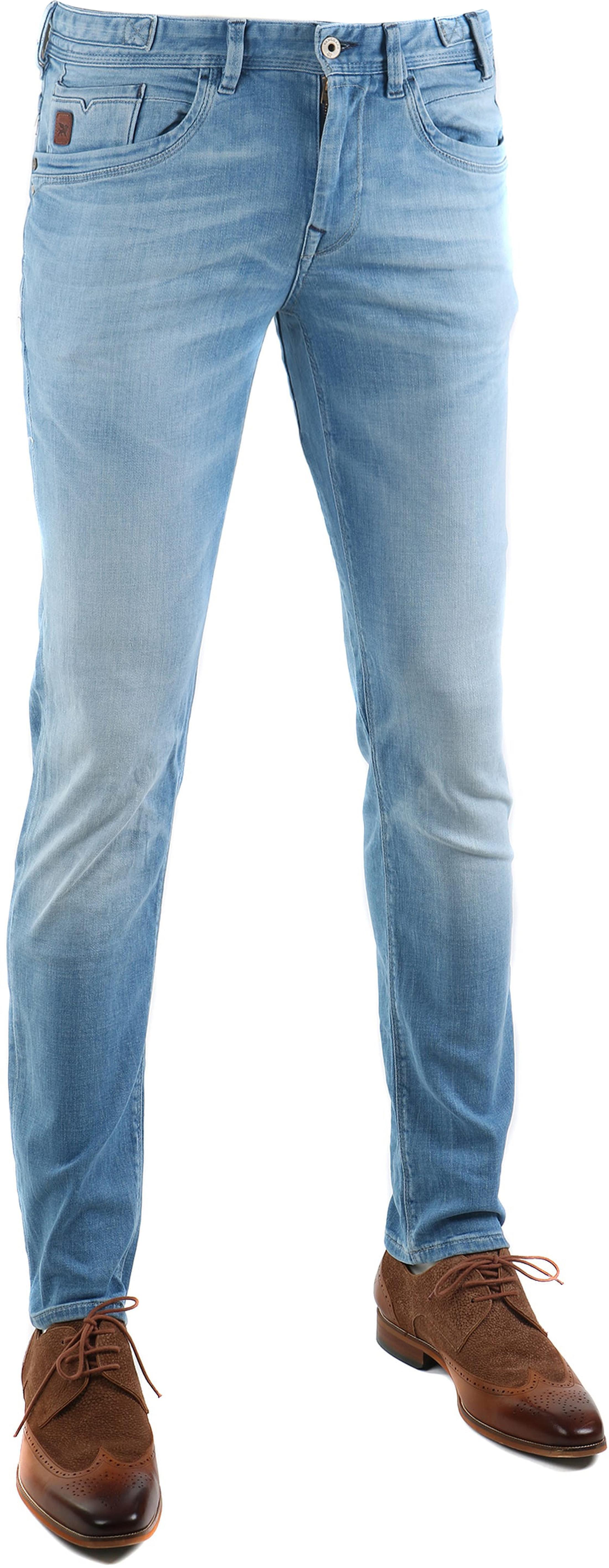 Vanguard V8 Racer Jeans Electric Blue foto 0