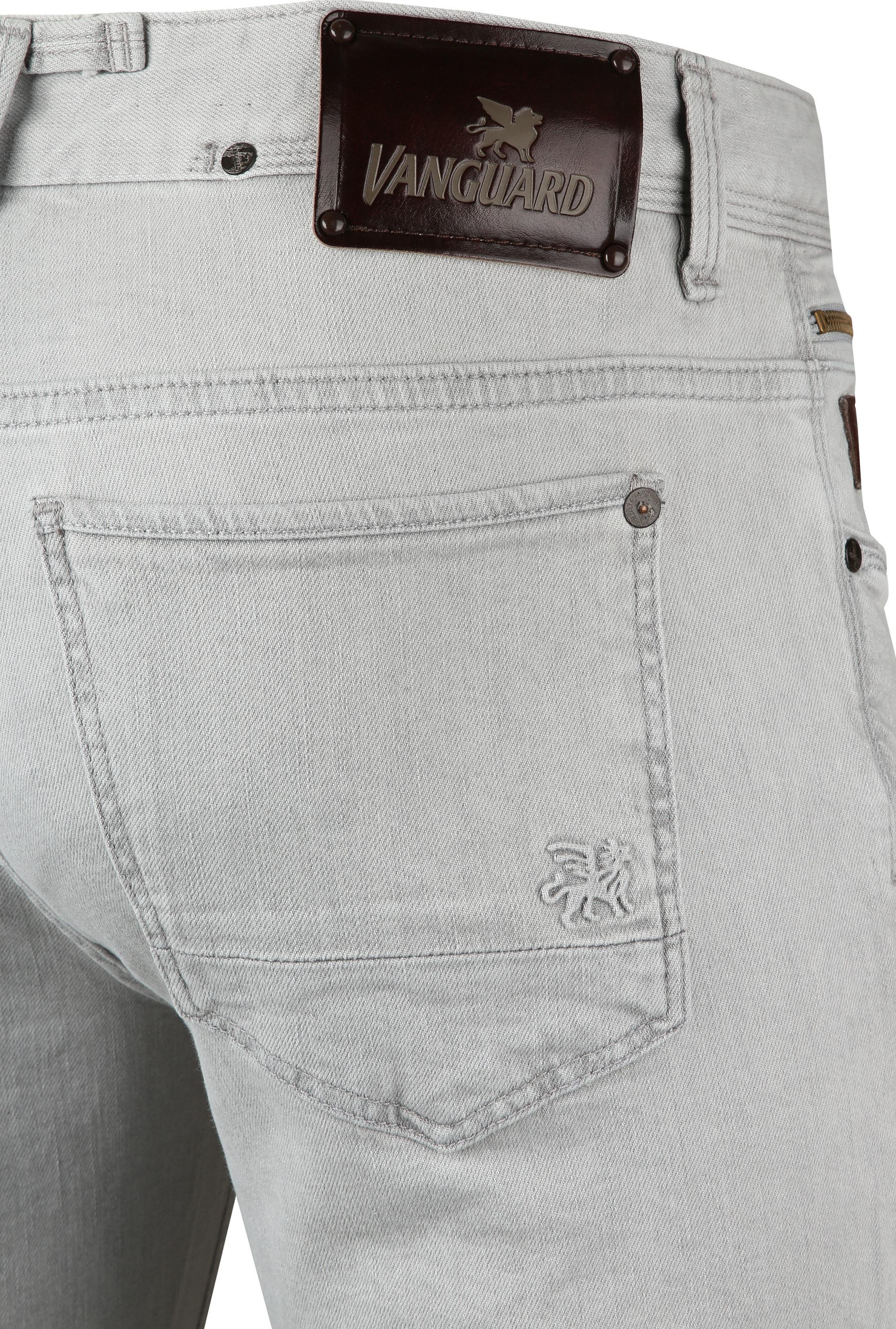 Vanguard V850 Rider Jeans Grijs foto 1
