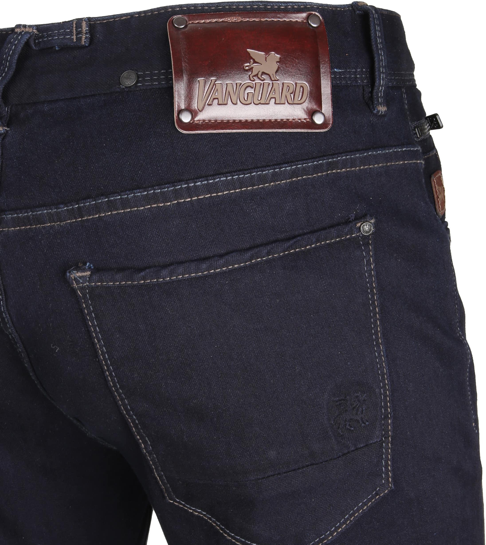Vanguard V850 Rider Jeans Navy foto 4