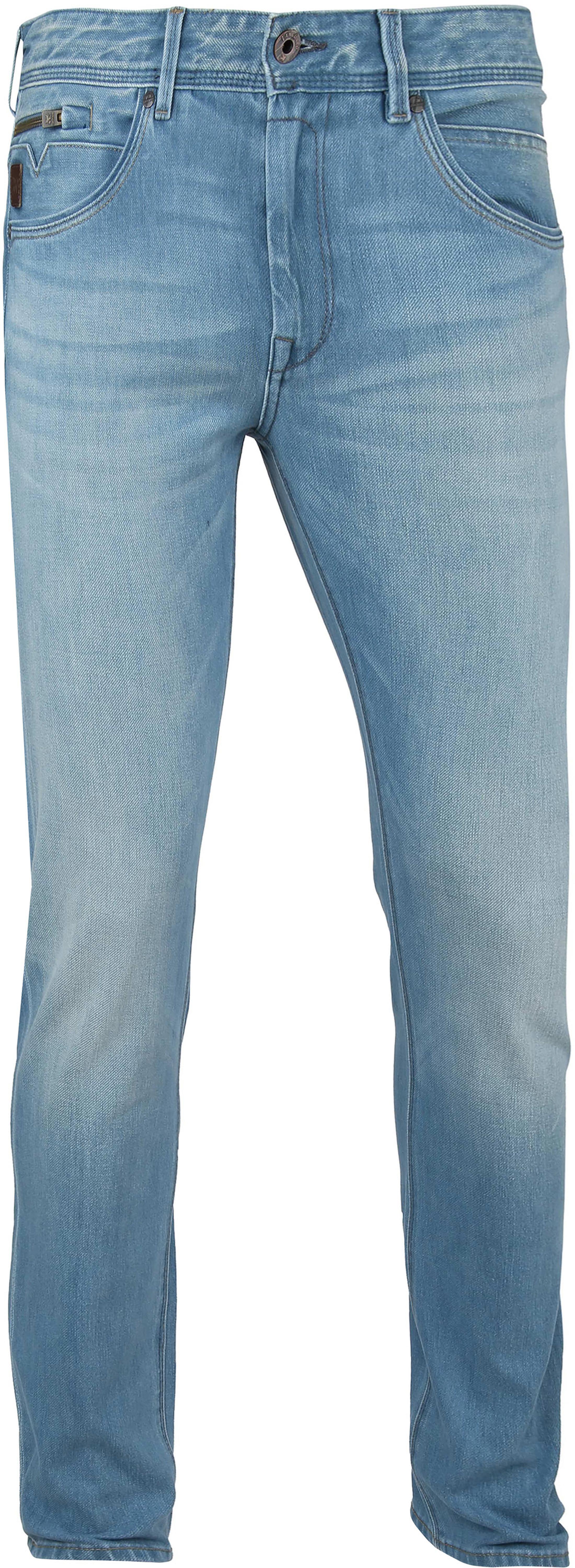 Vanguard V850 Rider Jeans SF Blue