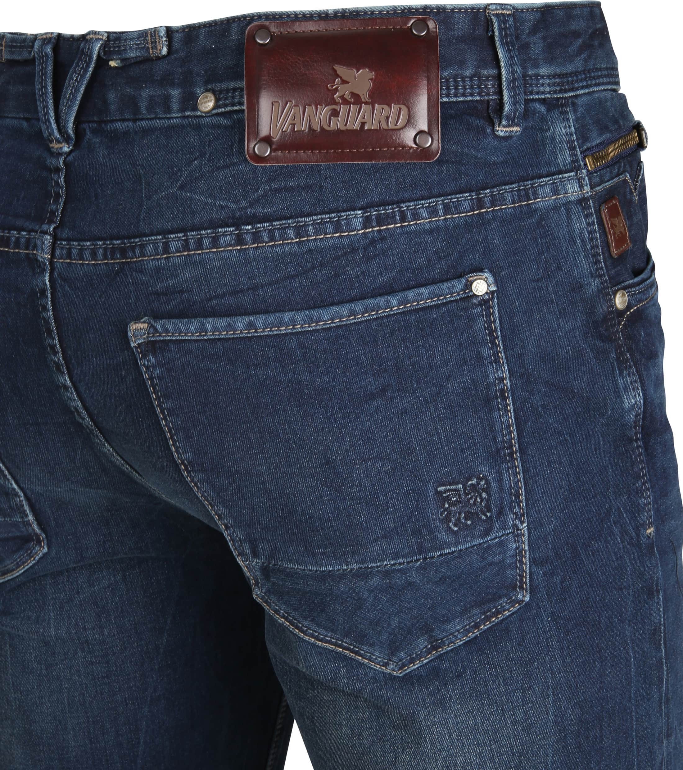 Vanguard V850 Rider Jeans Washed foto 3