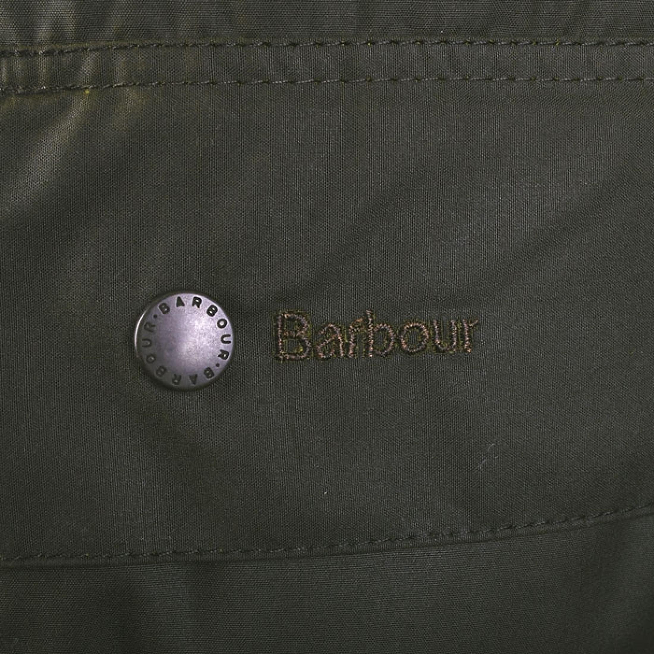 Waxcoat Barbour Beaufort Classic foto 2