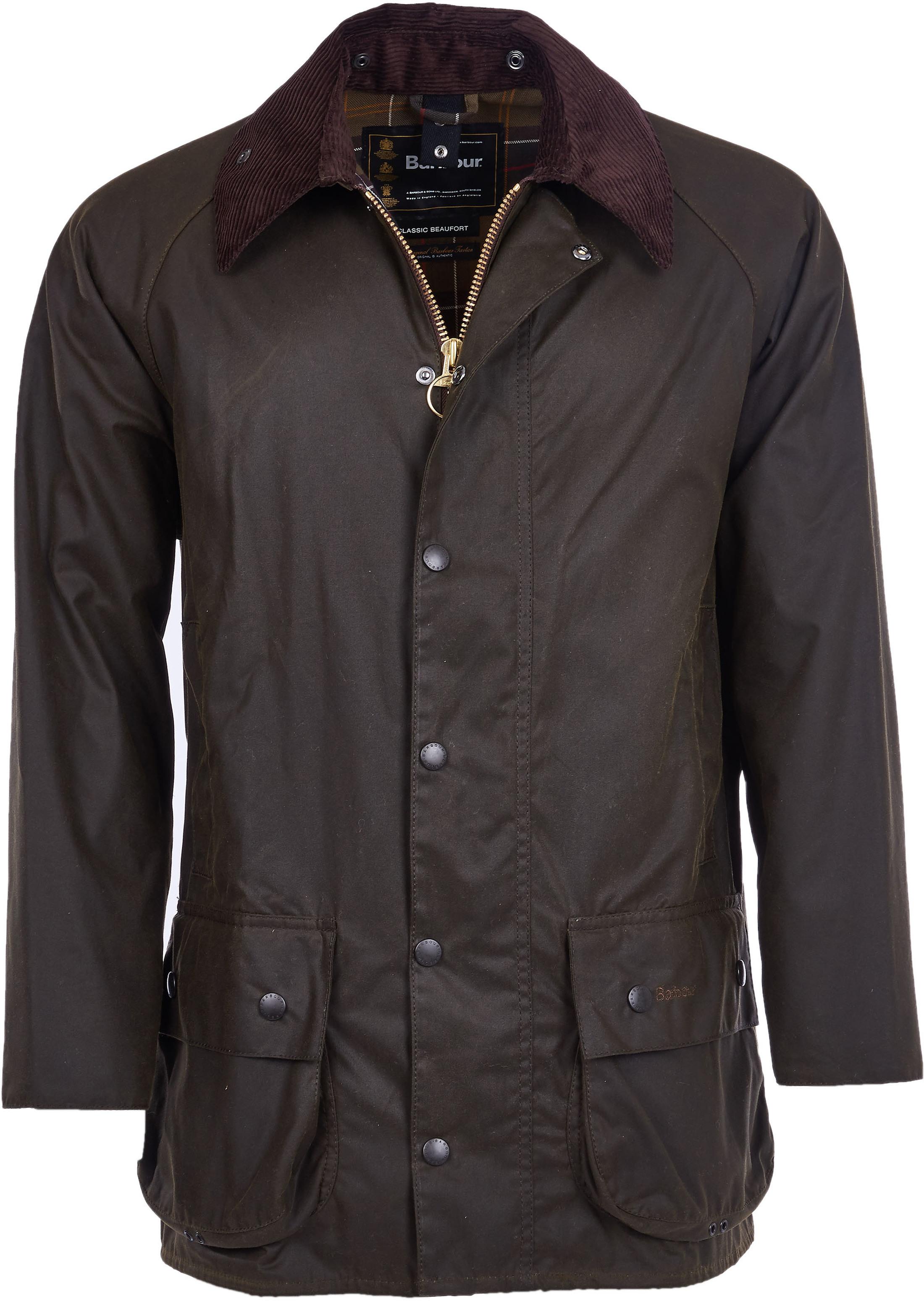 Waxcoat Barbour Beaufort Classic