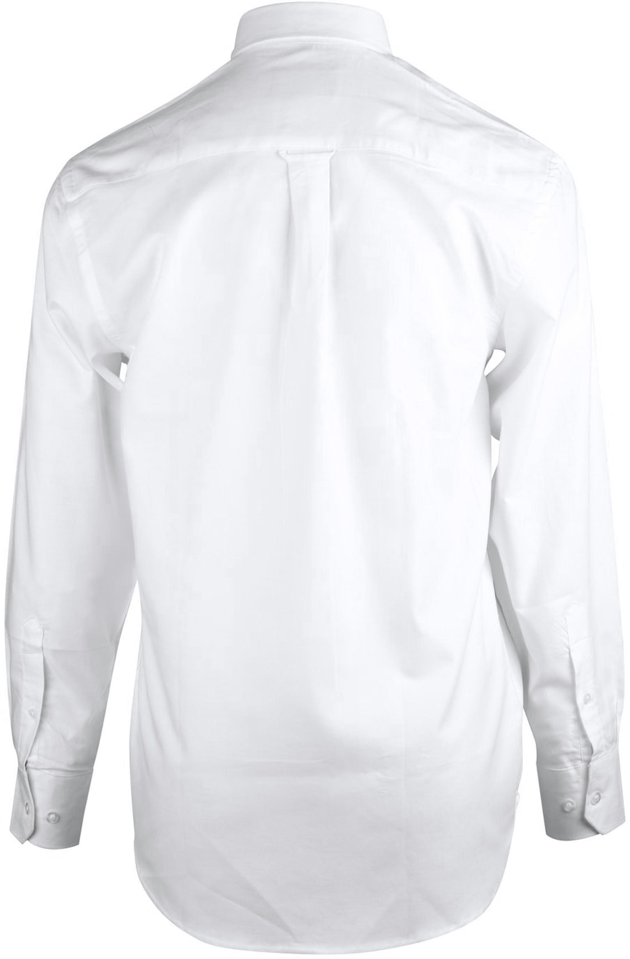 Weiß Casual HemdOxford