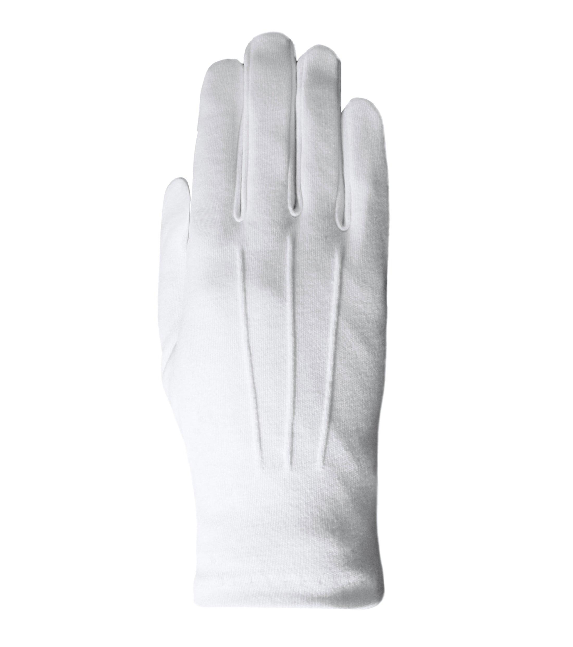 Weiße Handschuhe Foto 0