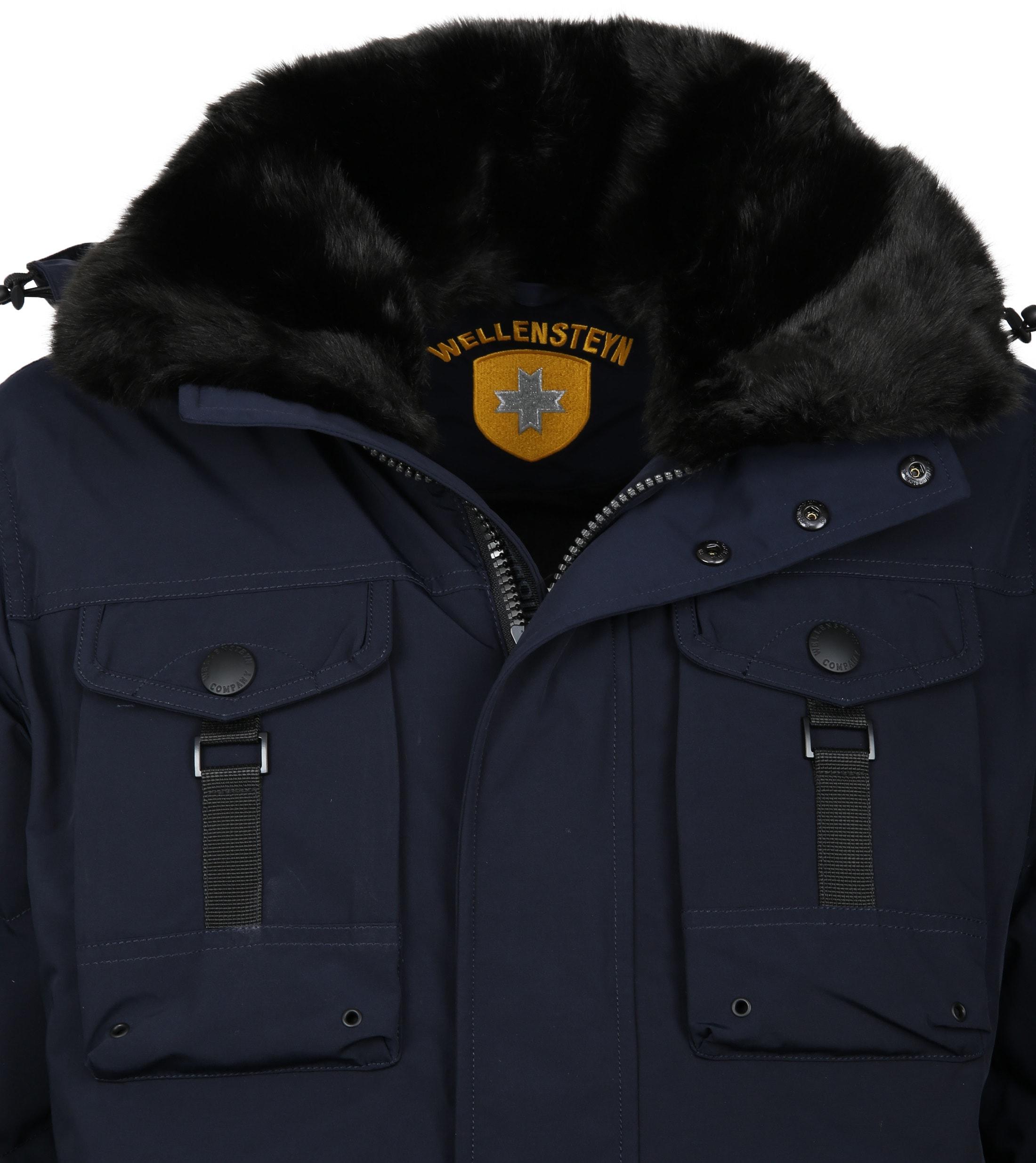 Wellensteyn Firewall Jacket Dark Blue foto 1