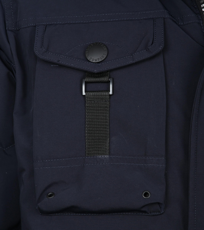 Wellensteyn Firewall Jacket Dark Blue foto 4