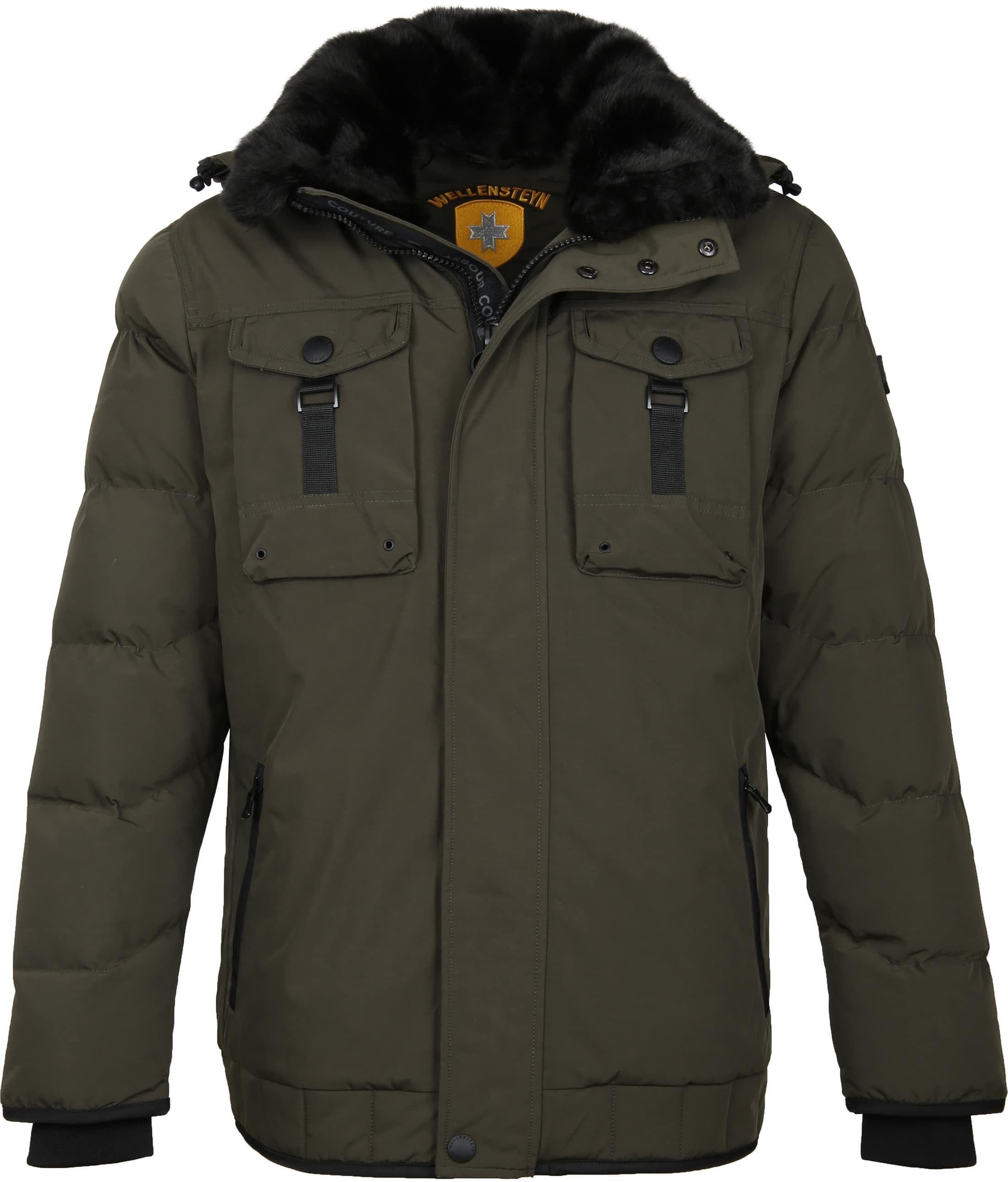 Wellensteyn Firewall jacket Dark Green photo 0
