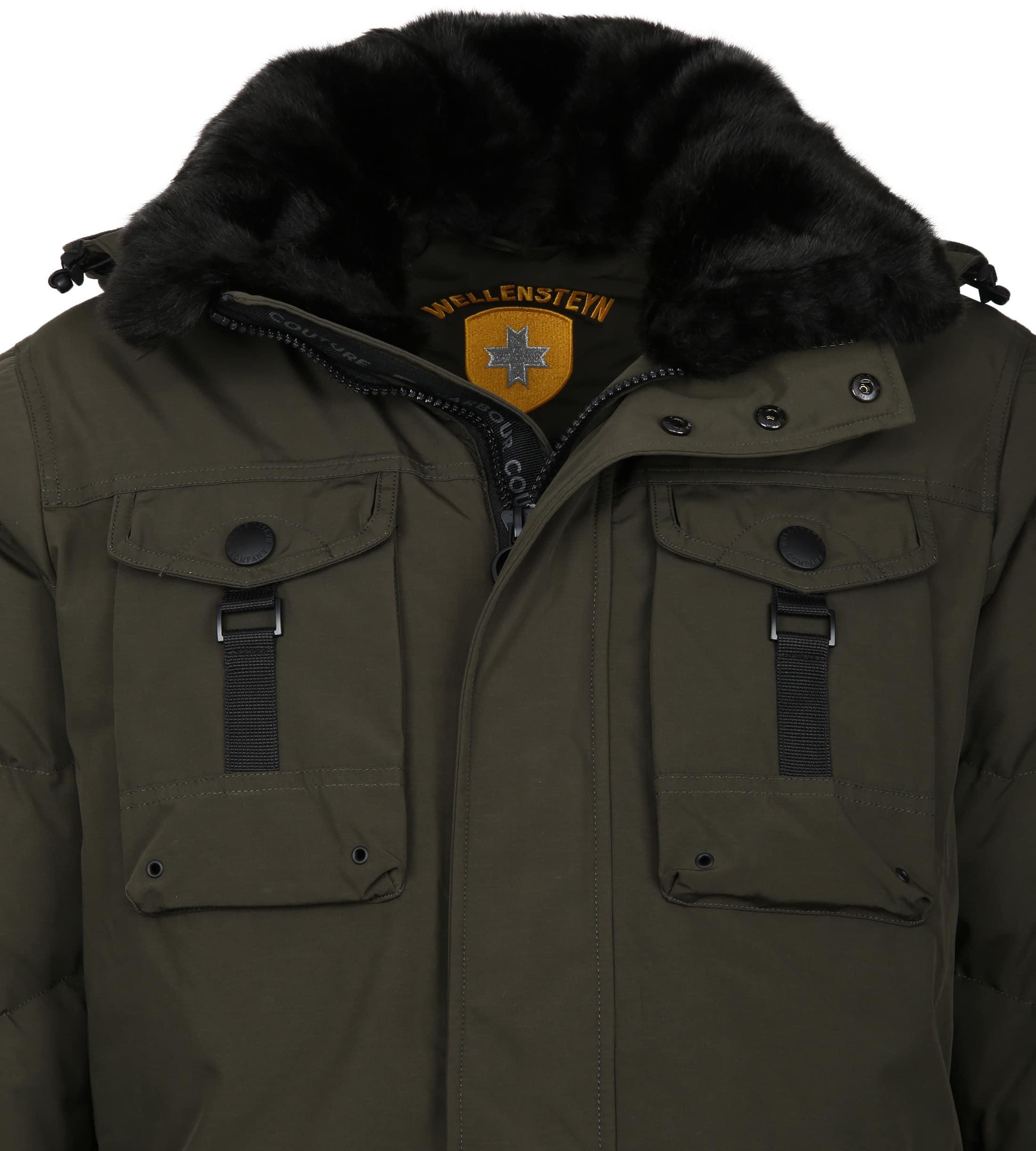 Wellensteyn Firewall jacket Dark Green photo 1