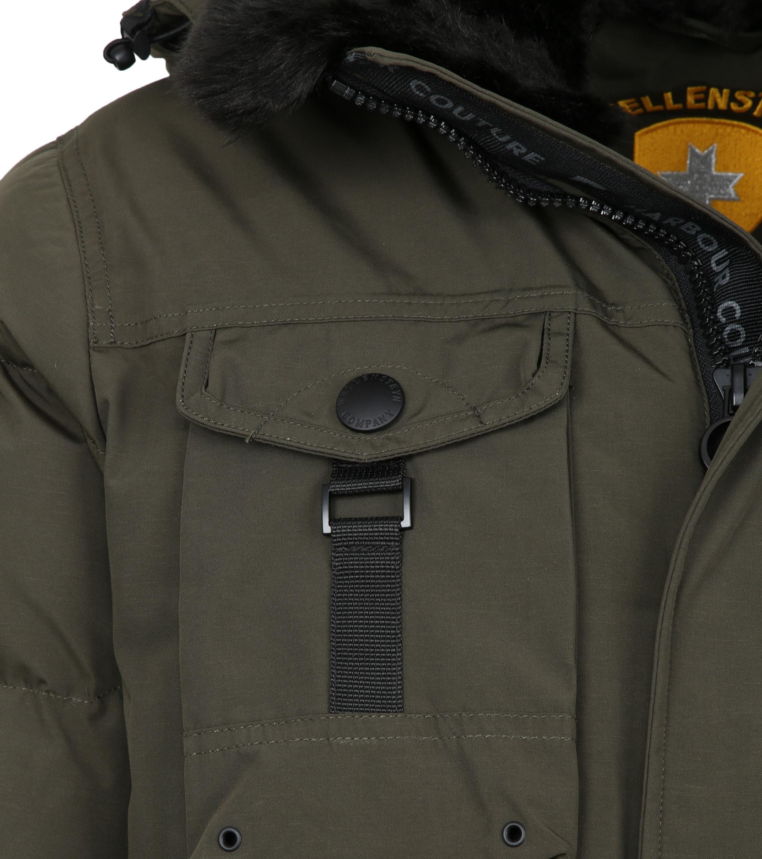 Wellensteyn Firewall jacket Dark Green photo 4