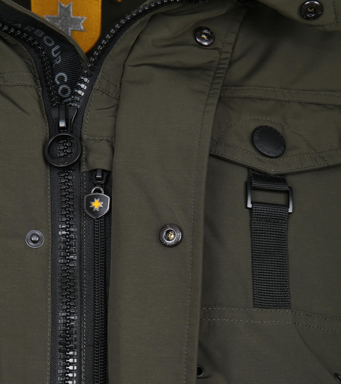 Wellensteyn Firewall jacket Dark Green photo 5