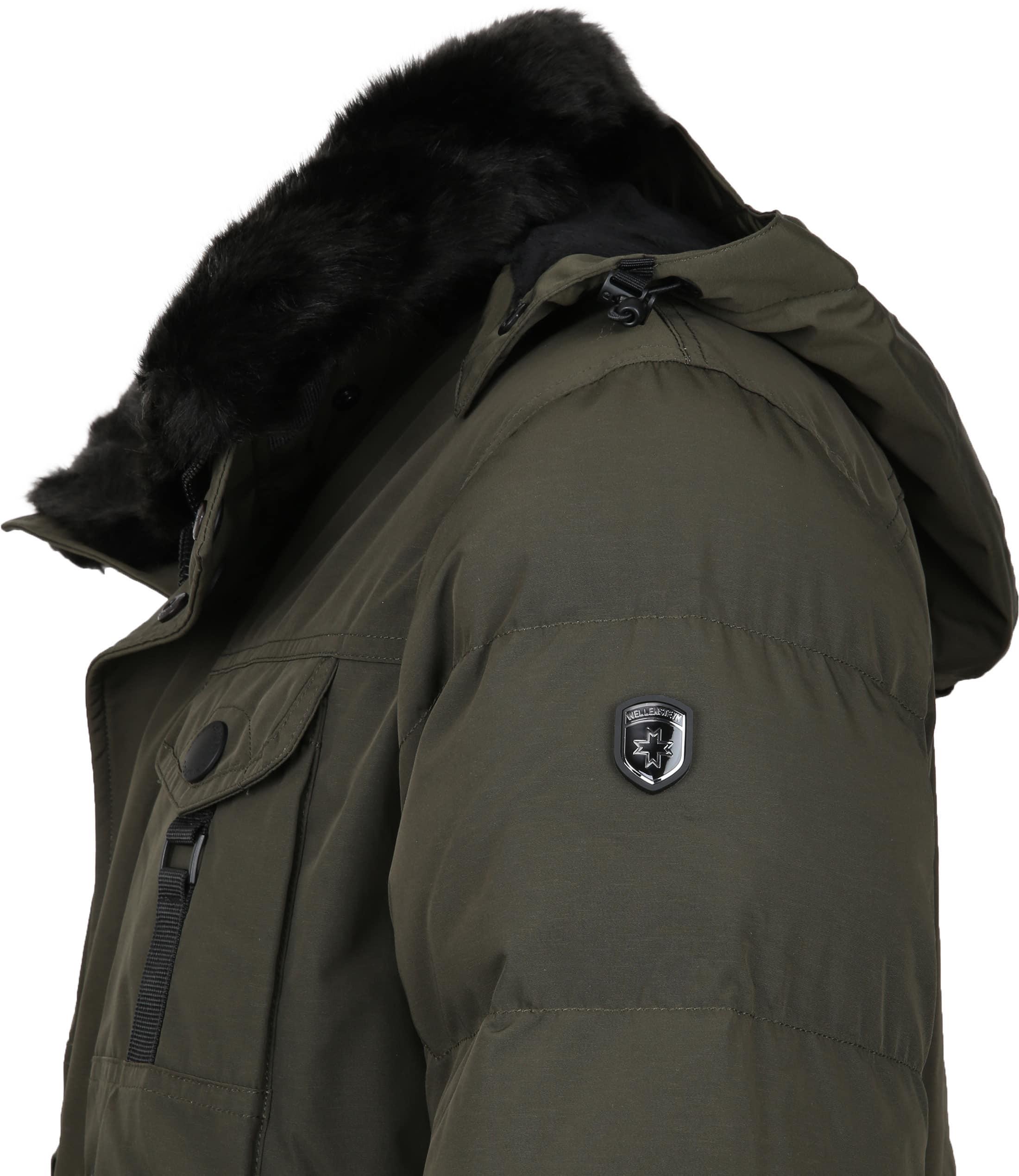Wellensteyn Firewall jacket Dark Green photo 3
