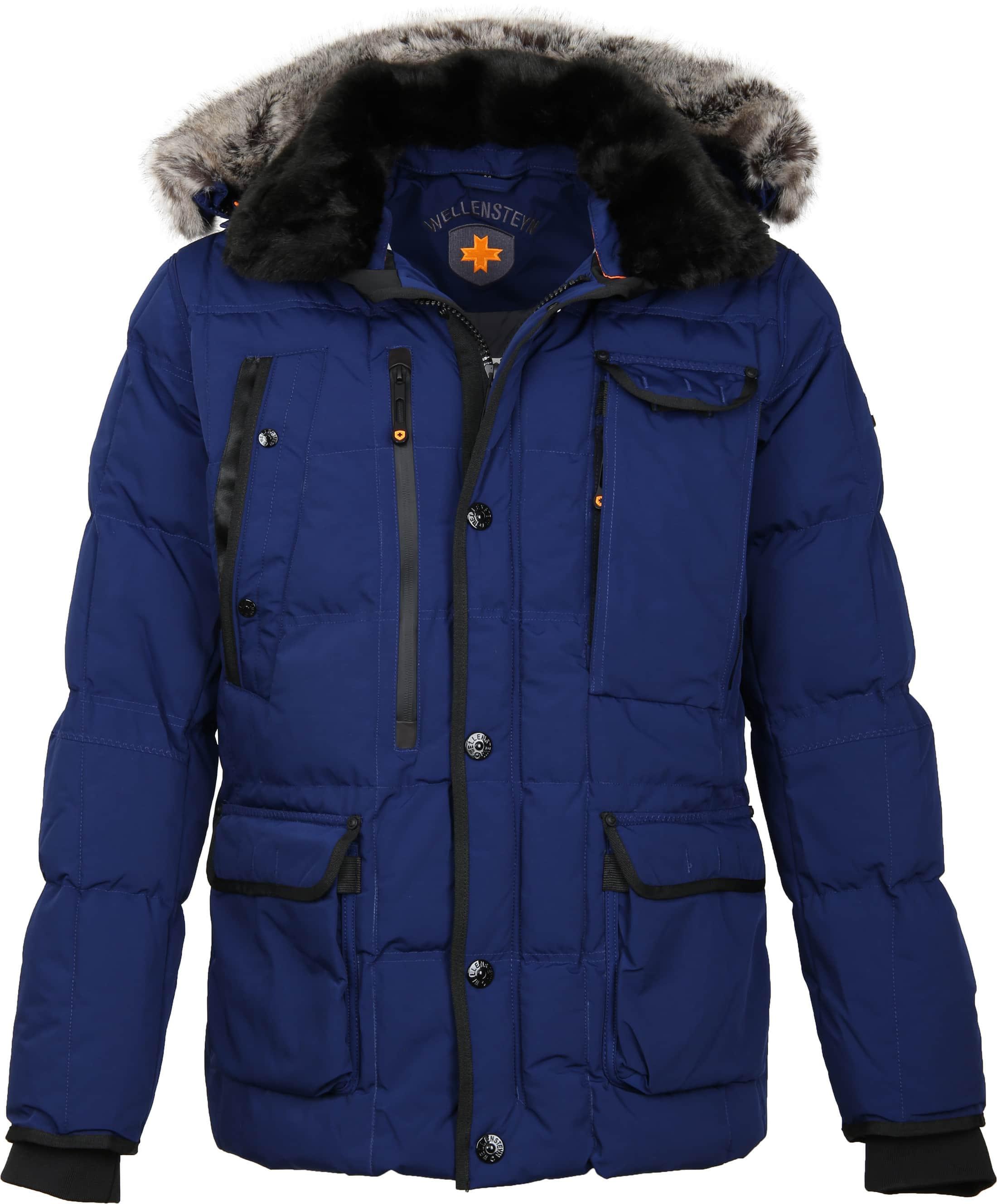 Wellensteyn Marvelous Jacket Blue foto 0