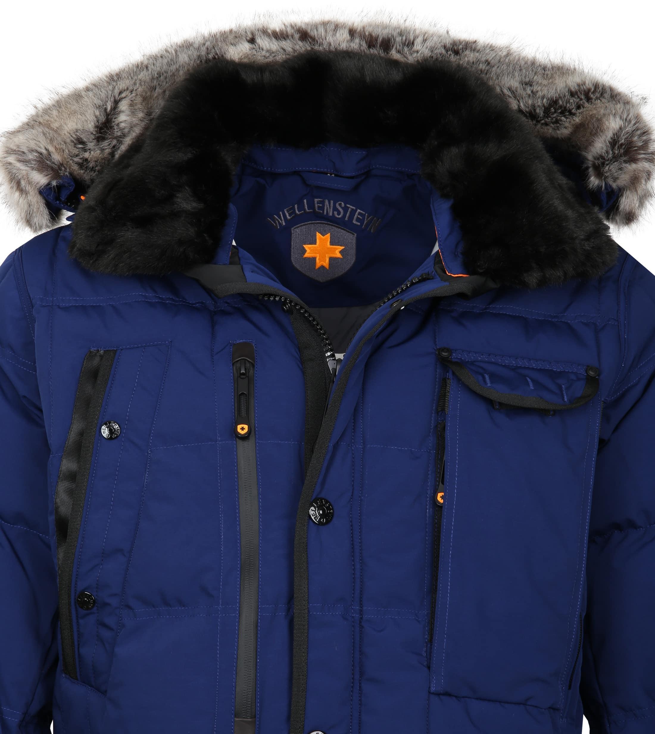 Wellensteyn Marvelous Jacket Blue foto 1