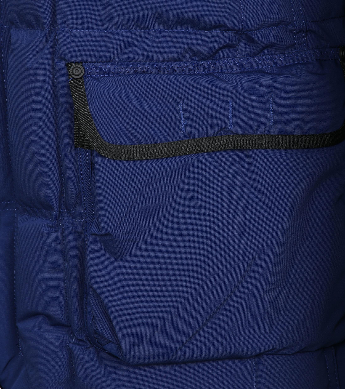 Wellensteyn Marvelous Winterjas Blauw foto 7