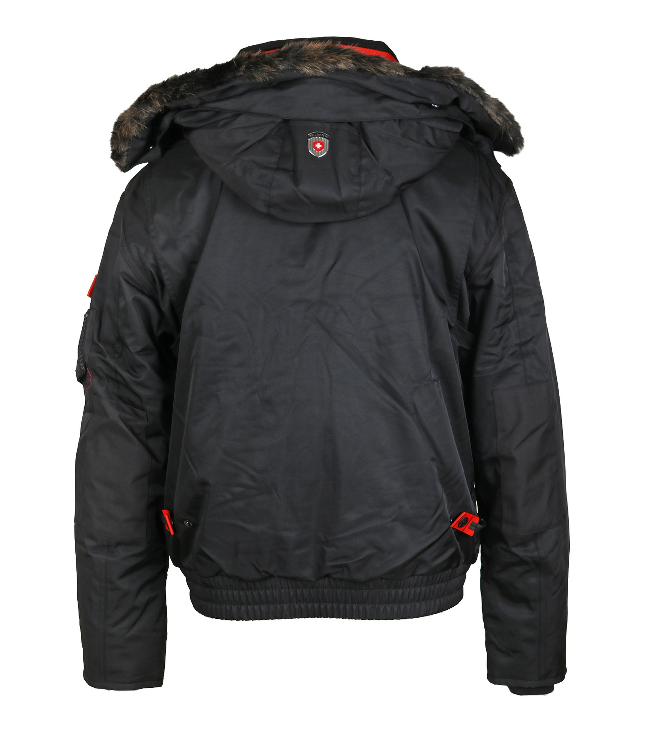 Wellensteyn Rescue Jacket Black foto 3