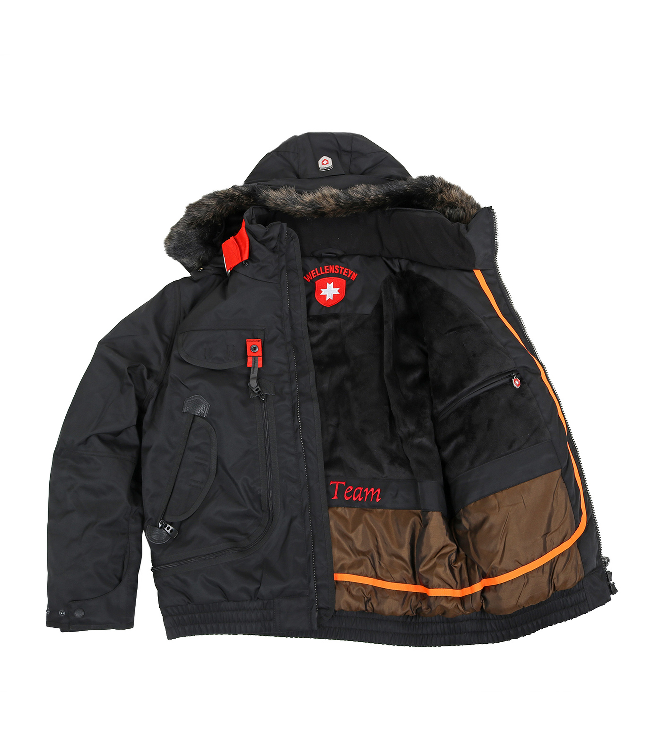 Wellensteyn Rescue Jacket Black foto 4
