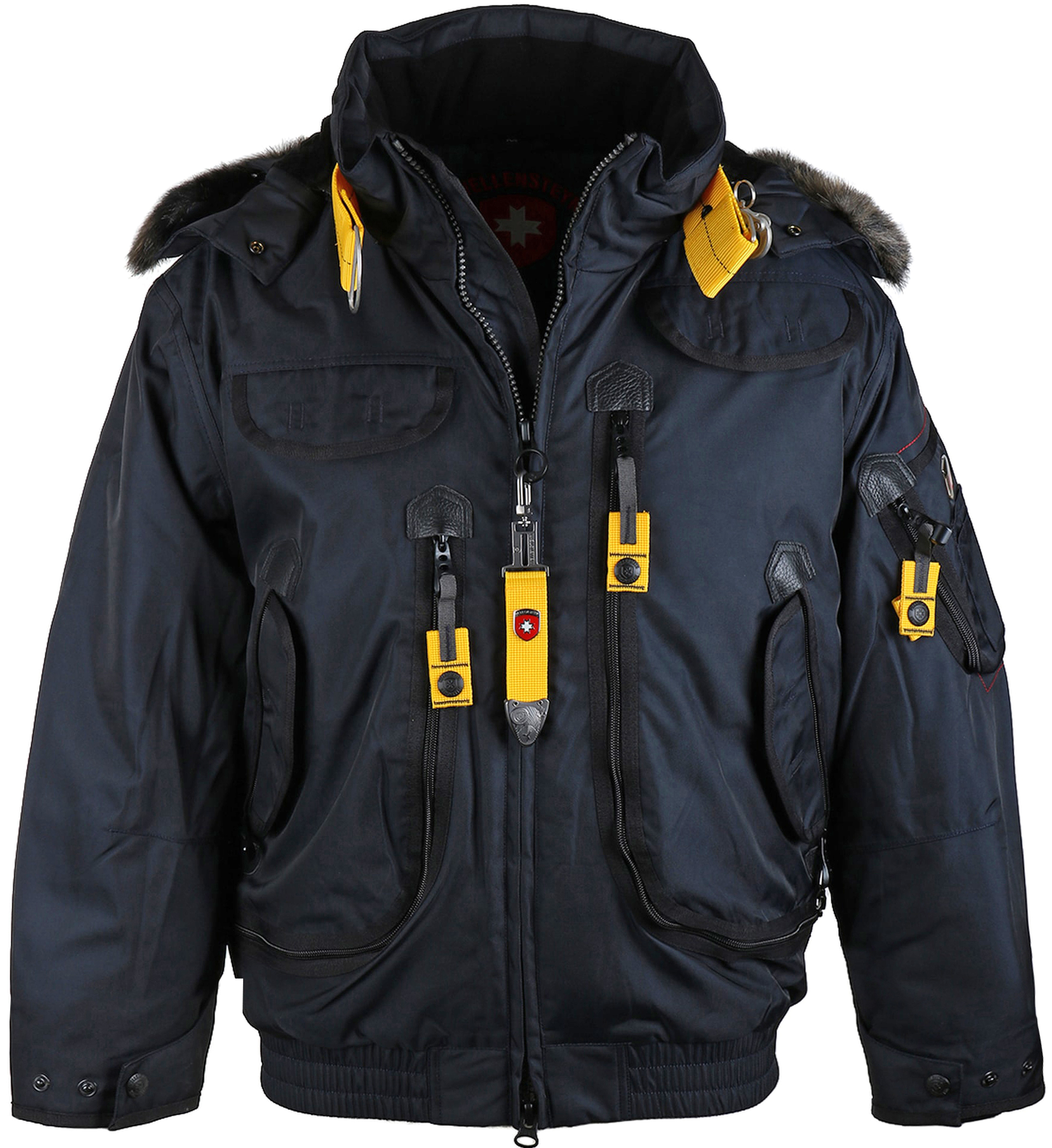Wellensteyn Rescue Jacket Dunkelblau foto 0