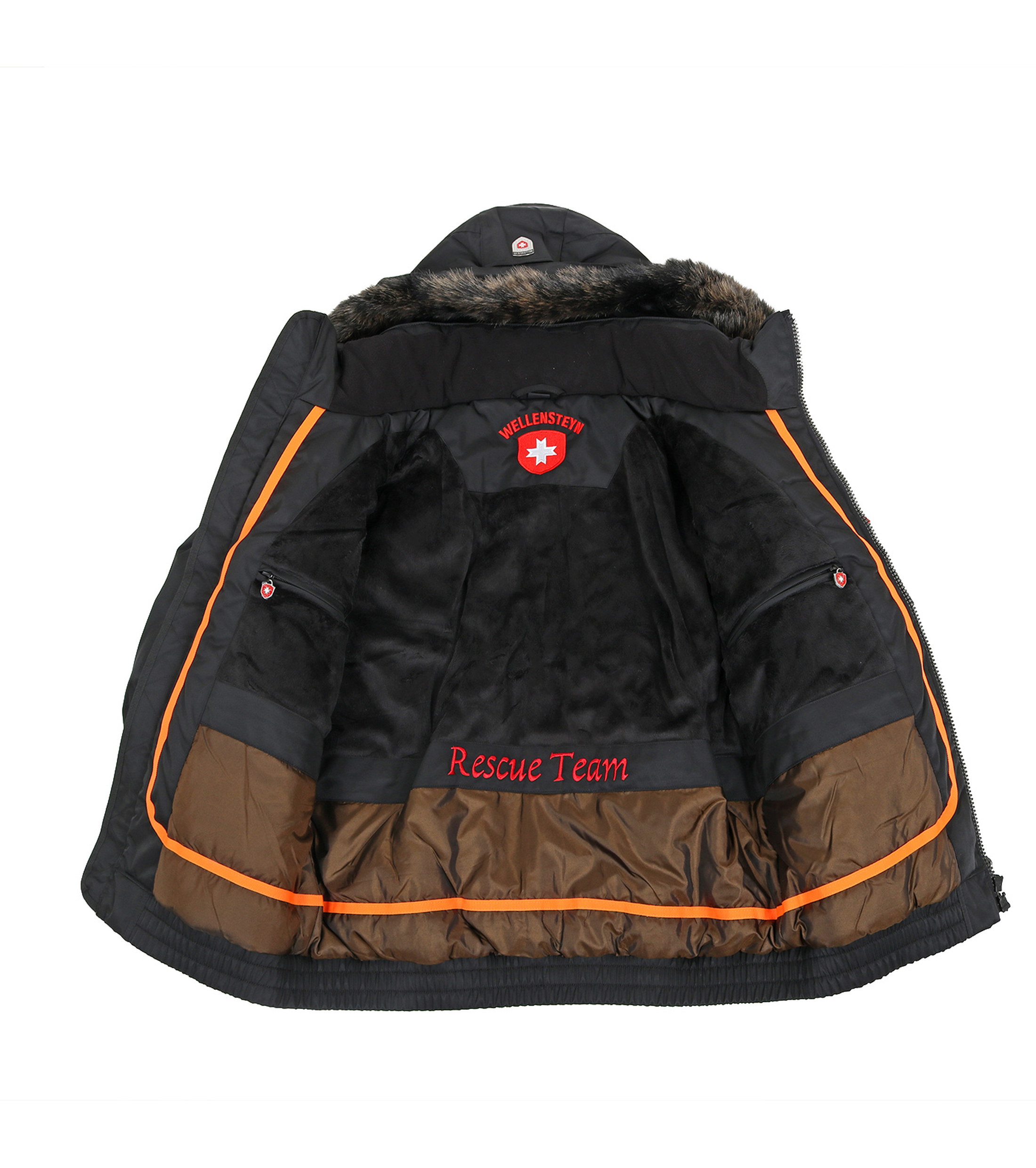 Wellensteyn Rescue Jacket Schwarz foto 5