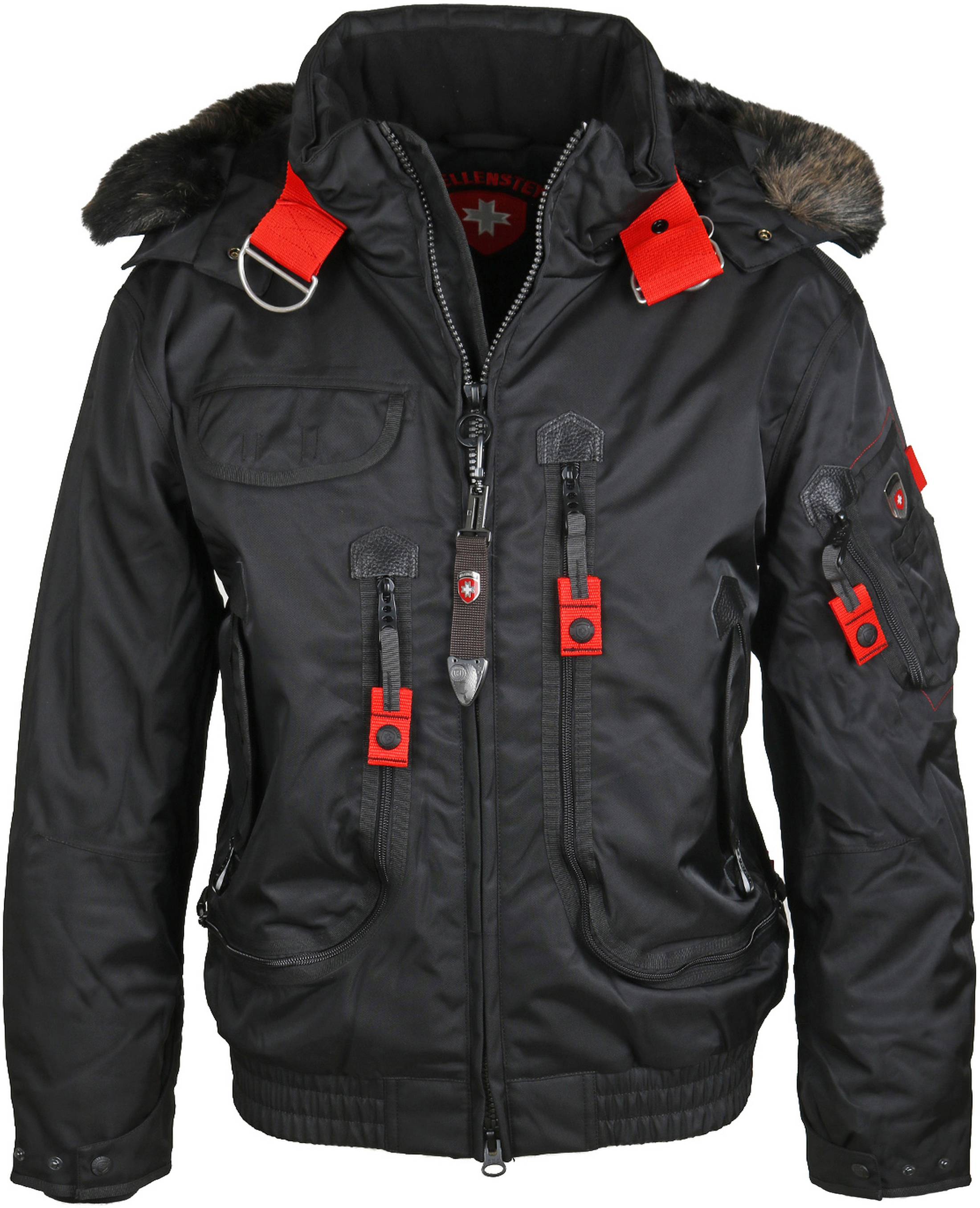 Wellensteyn Rescue Jacket Schwarz foto 0