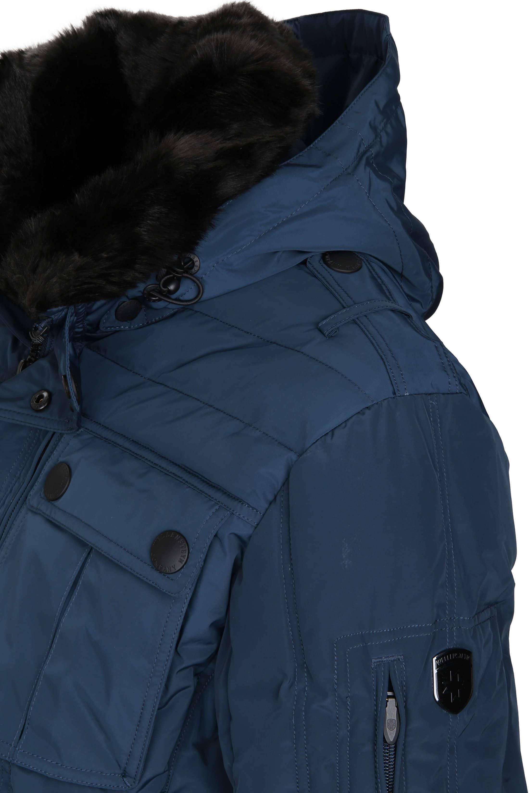 Wellensteyn Snowdrift Blauw foto 3