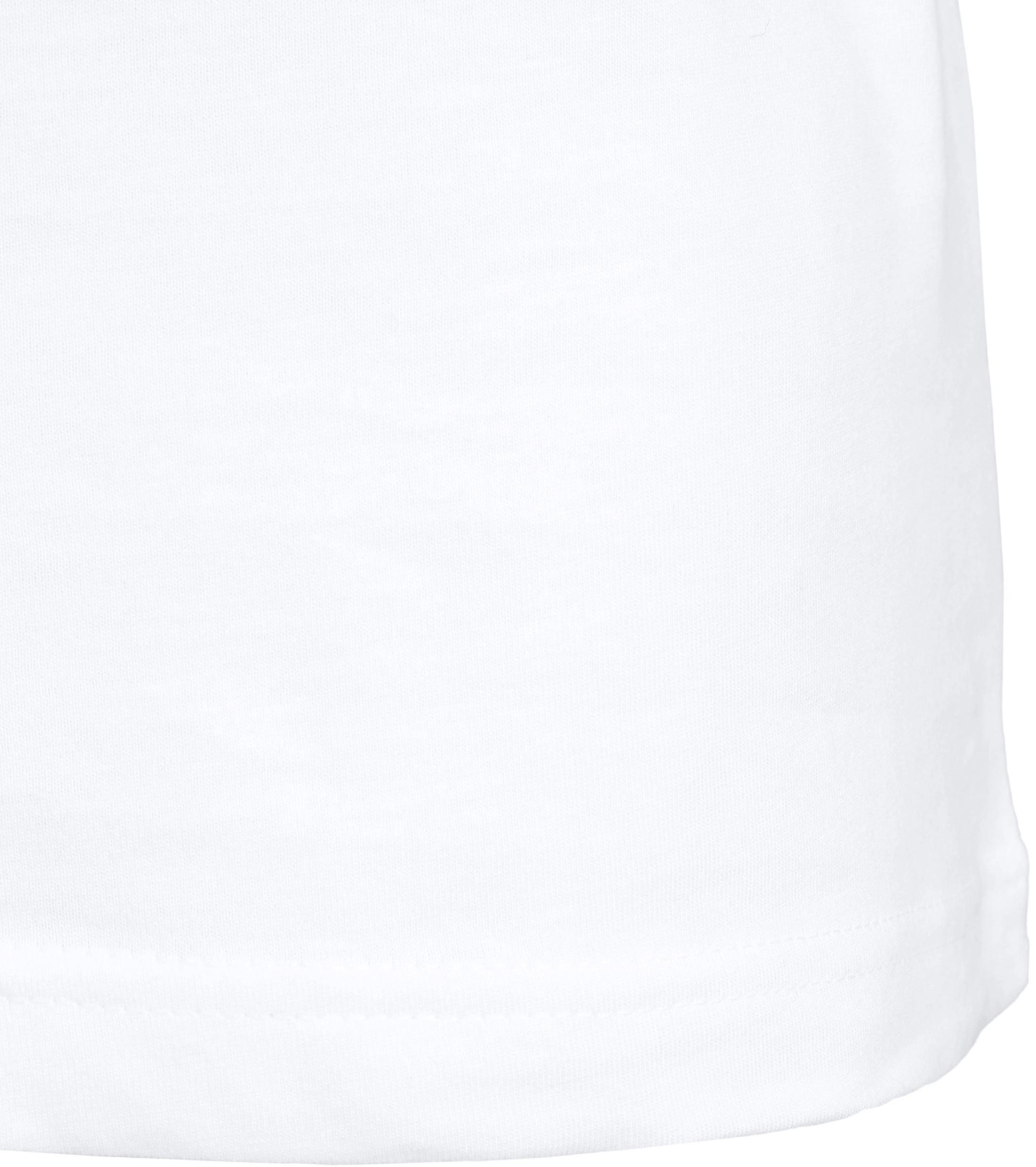White T-shirt O-Neck 6-Pack foto 5