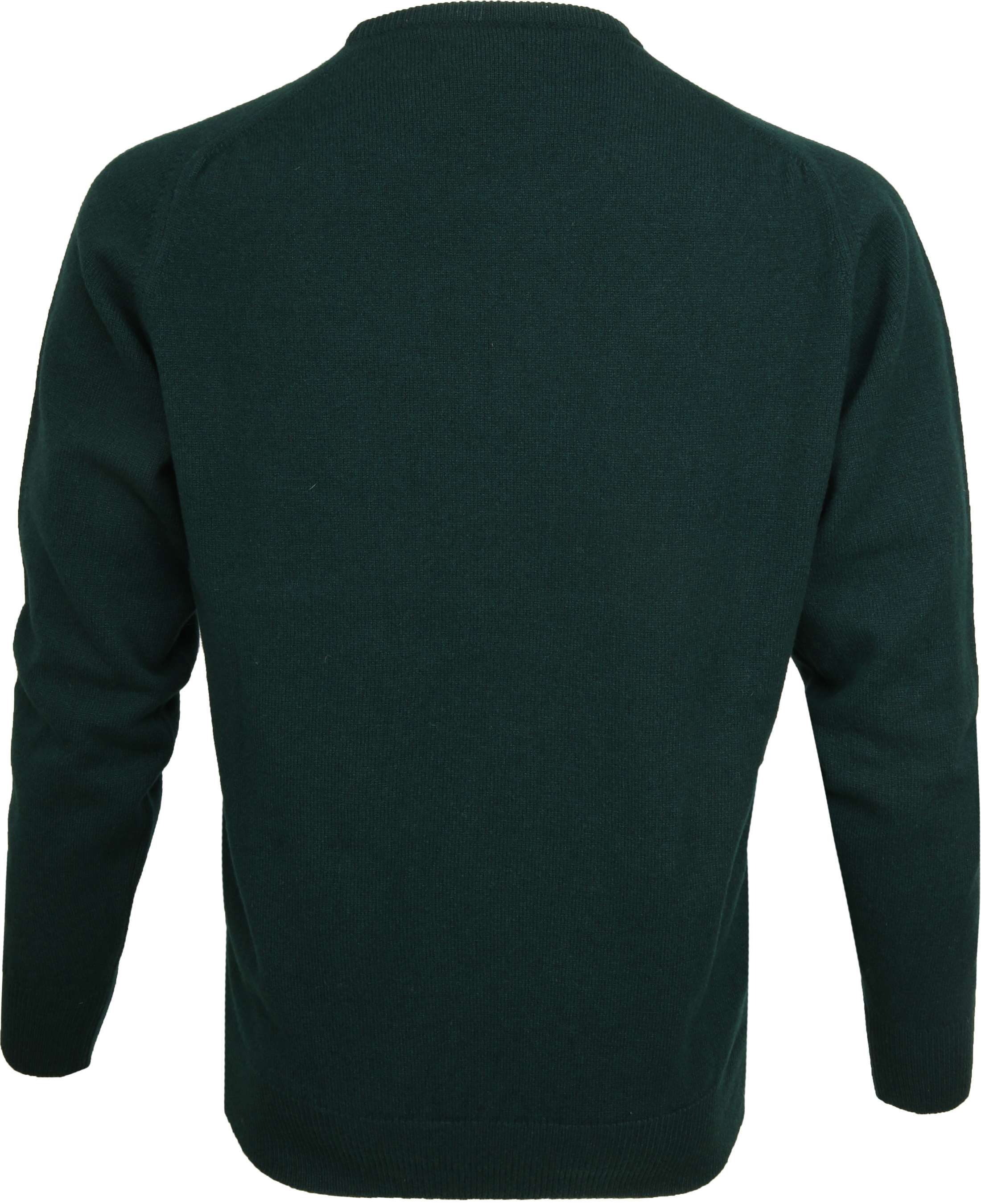 William Lockie Lambswool Green foto 2