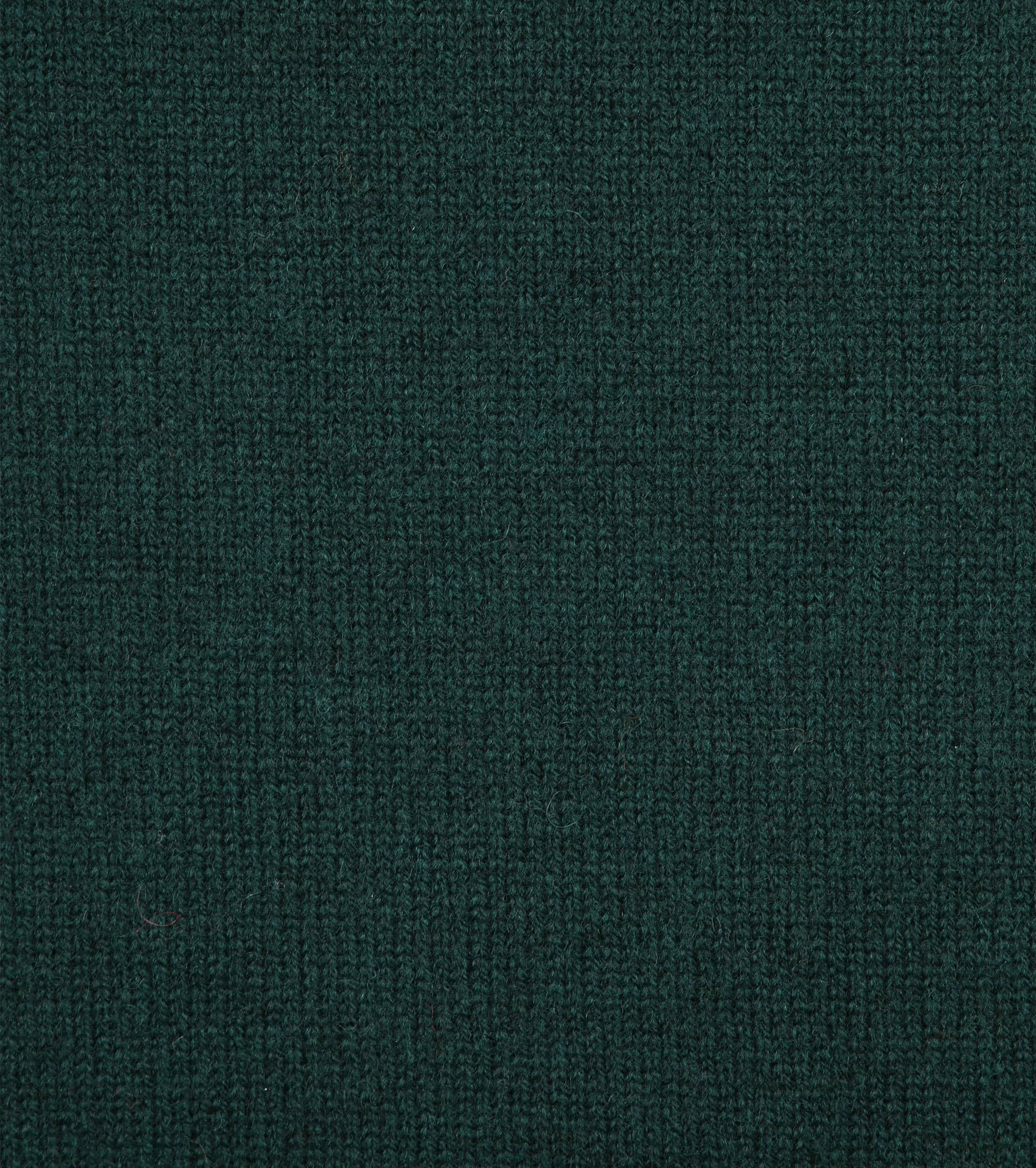 William Lockie Lambswool Mos Groen foto 1