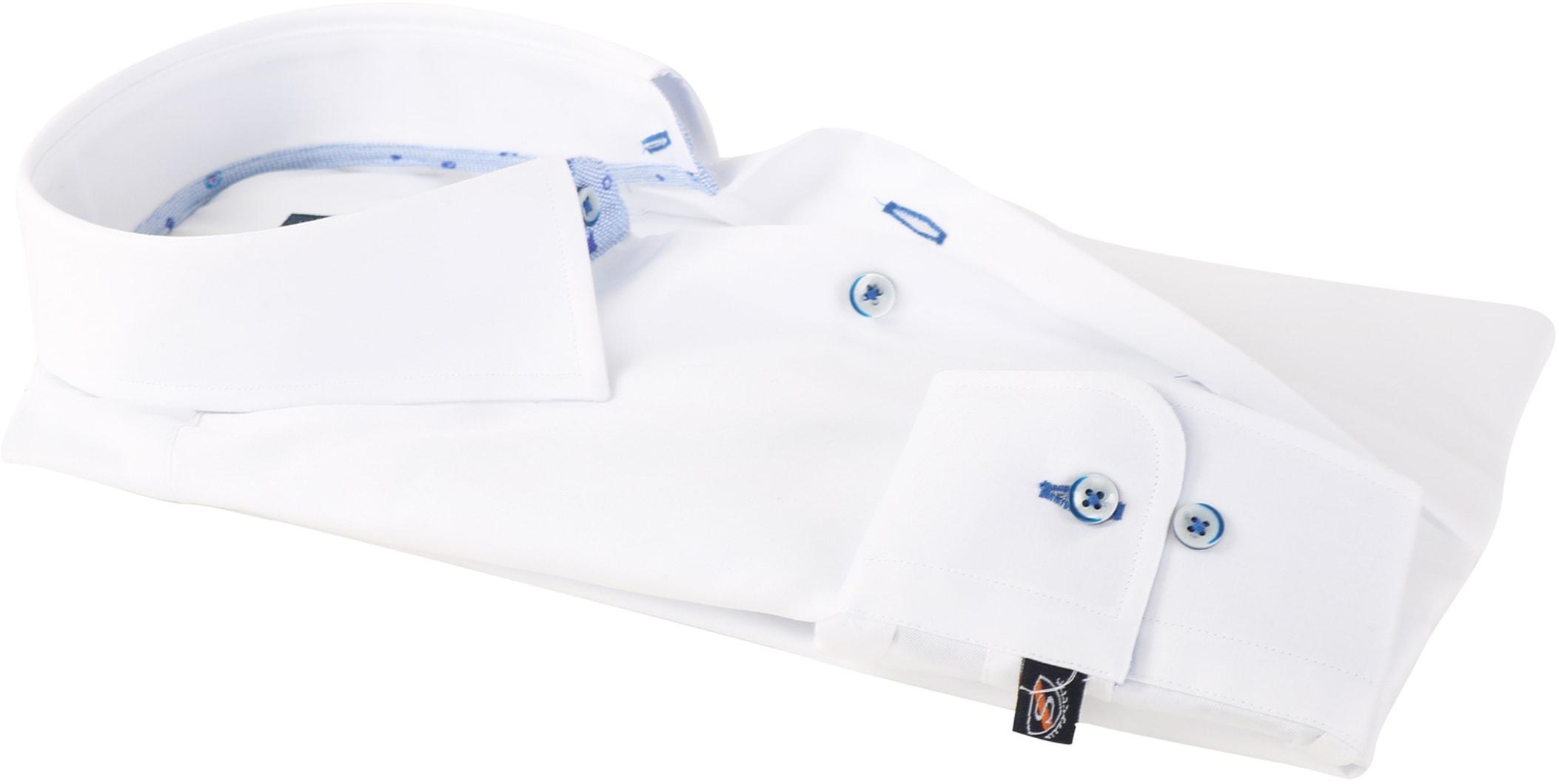 Wit Overhemd 154-1 foto 2