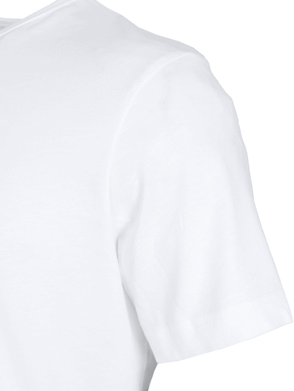 Wit T-Shirt 2Pack O-neck foto 3
