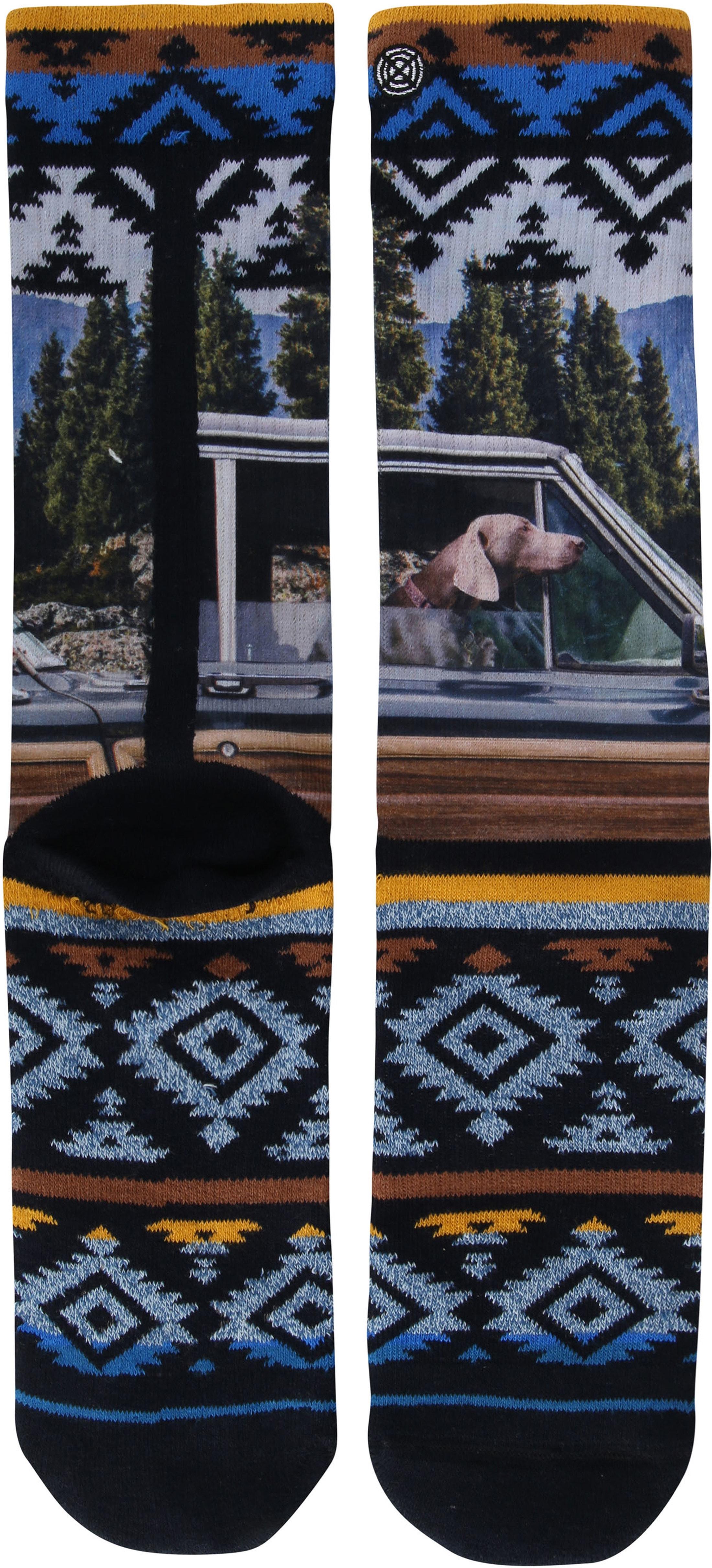 Xpooos Sokken Dog In Car